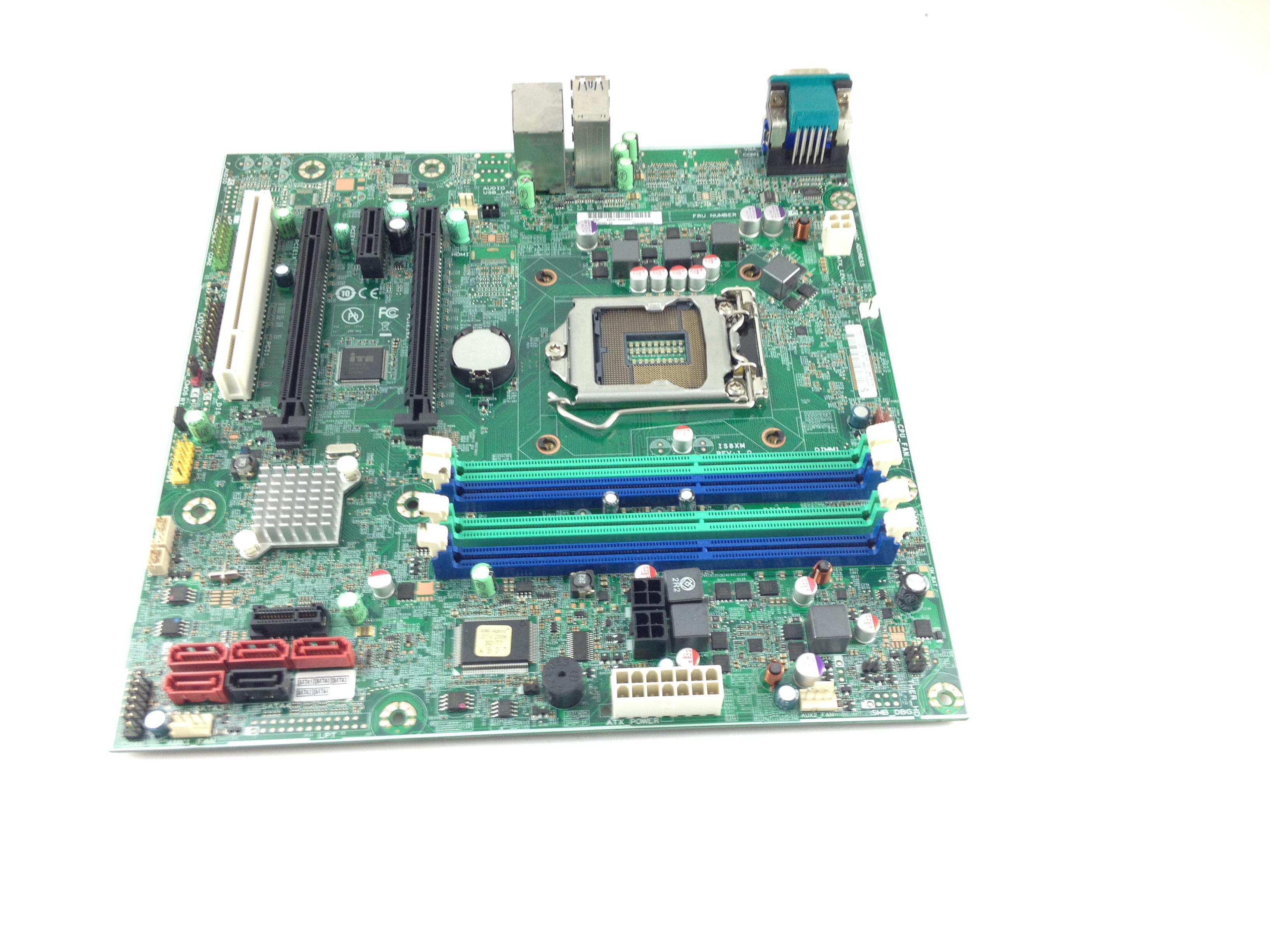 IBM Lenovo ThinkServer TS440 System Board (00FC658)