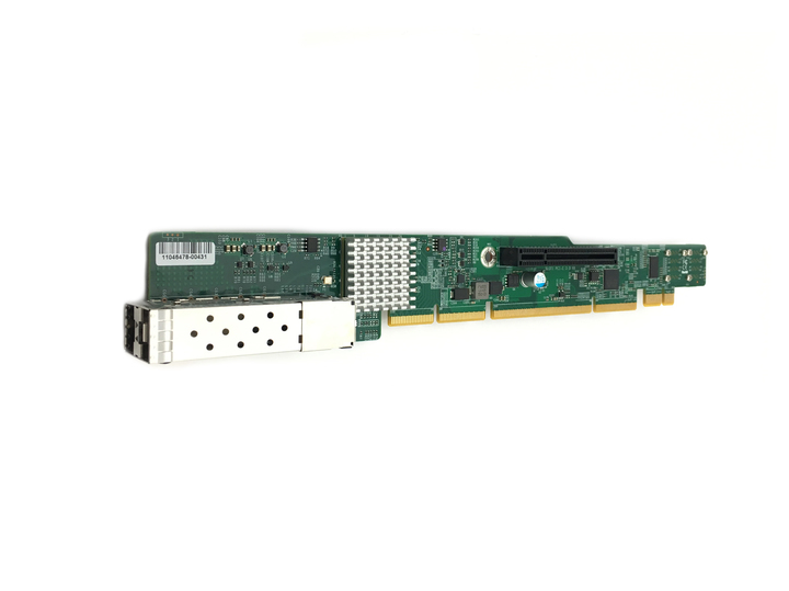 Supermicro Add-On 1U Ultra Raiser Network Adapter Card (AOC-URN2-I2XS)