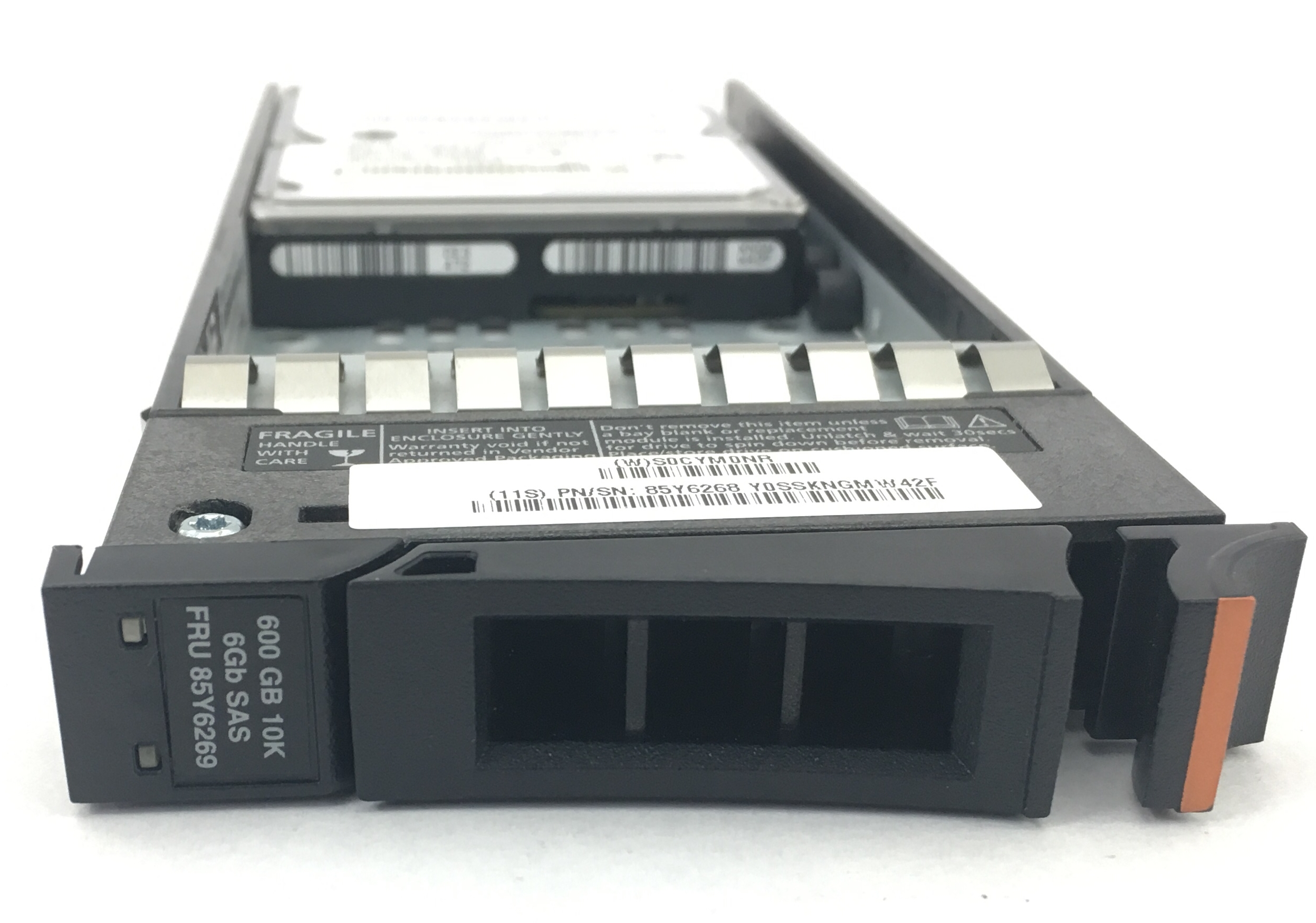 IBM 600GB 10K 6Gbps SAS 2.5'' Hard Drive (85Y6269)