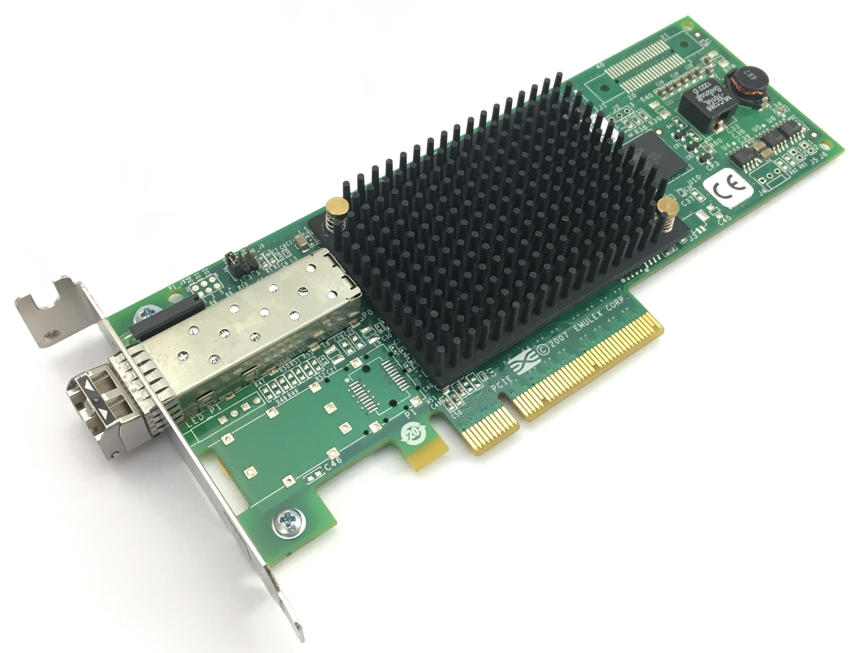 Broadcom 8Gfc Single Port FC HBA (LPE12000)