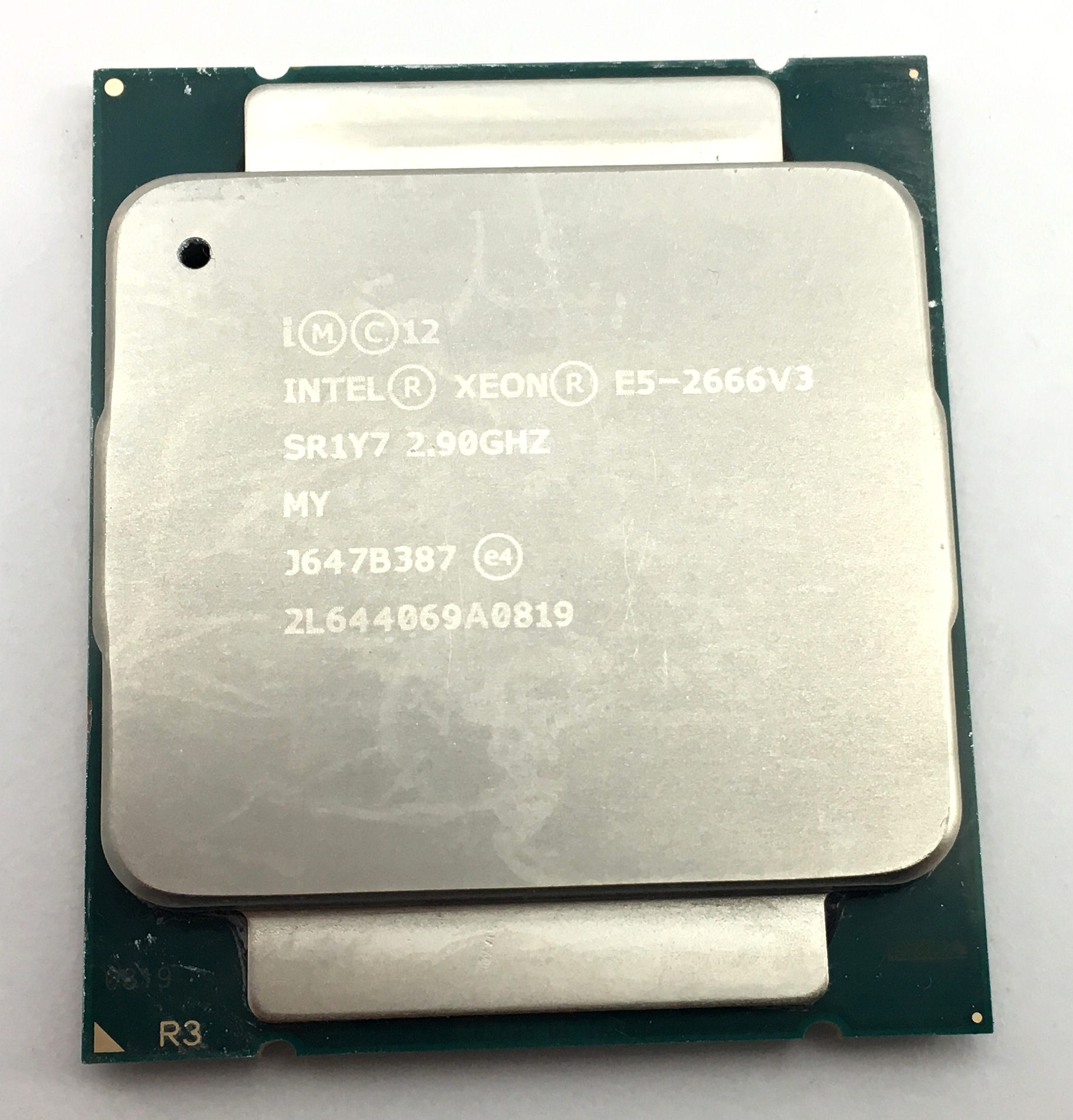 INTEL XEON E5-2666V3 2.9GHZ 10CORE 25MB LGA2011-3 PROCESSOR (SR1Y7)