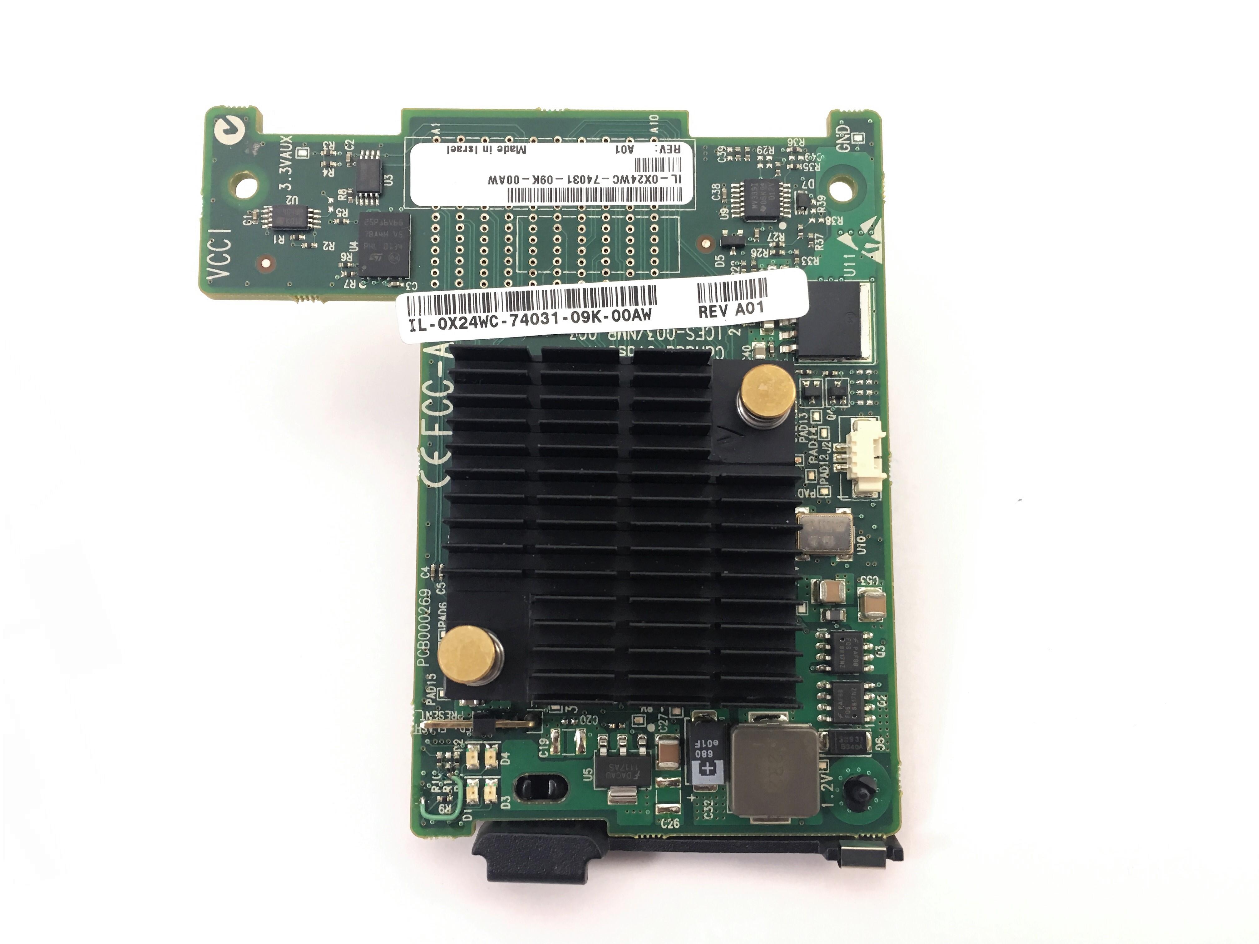 Dell Mellanox Connect 10Gbe Mezzanine Card (X24WC)