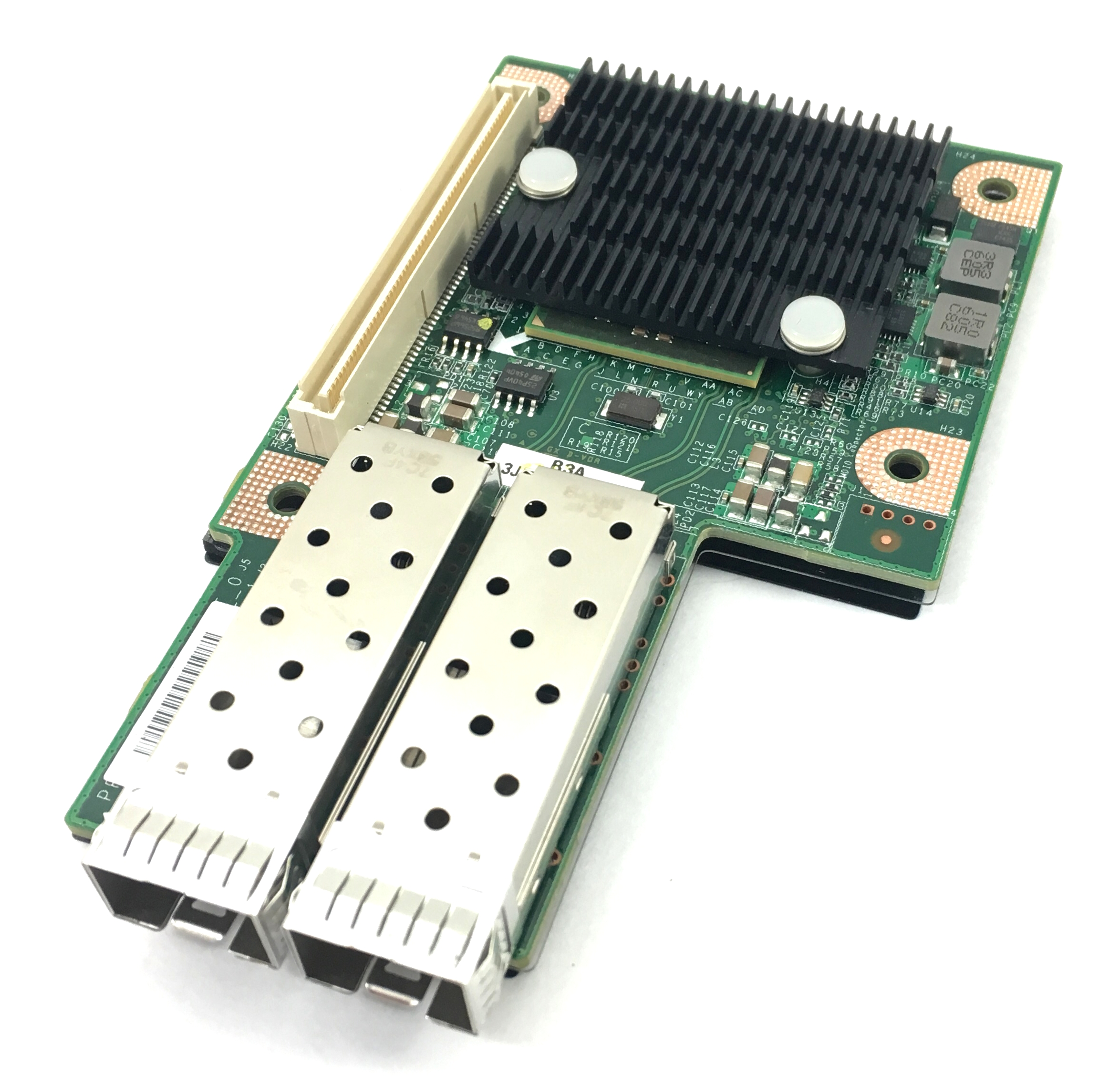 Quanta Dual SFP+ Port Mezzanine Card For Quantagrid D51B (DA0F03PC8B0)