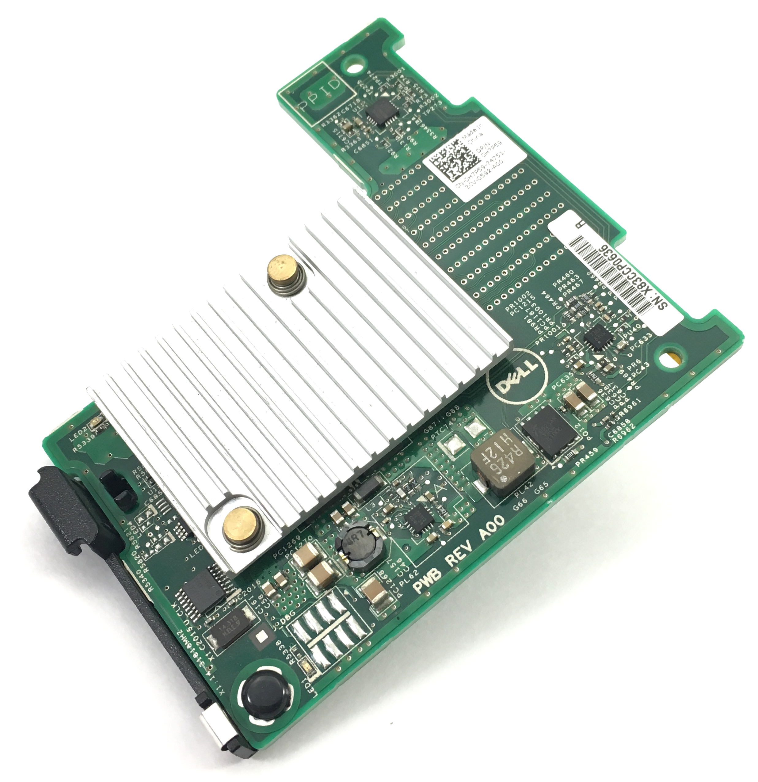 Dell PCI-E Daughter Mezzanine Card (H7P59)