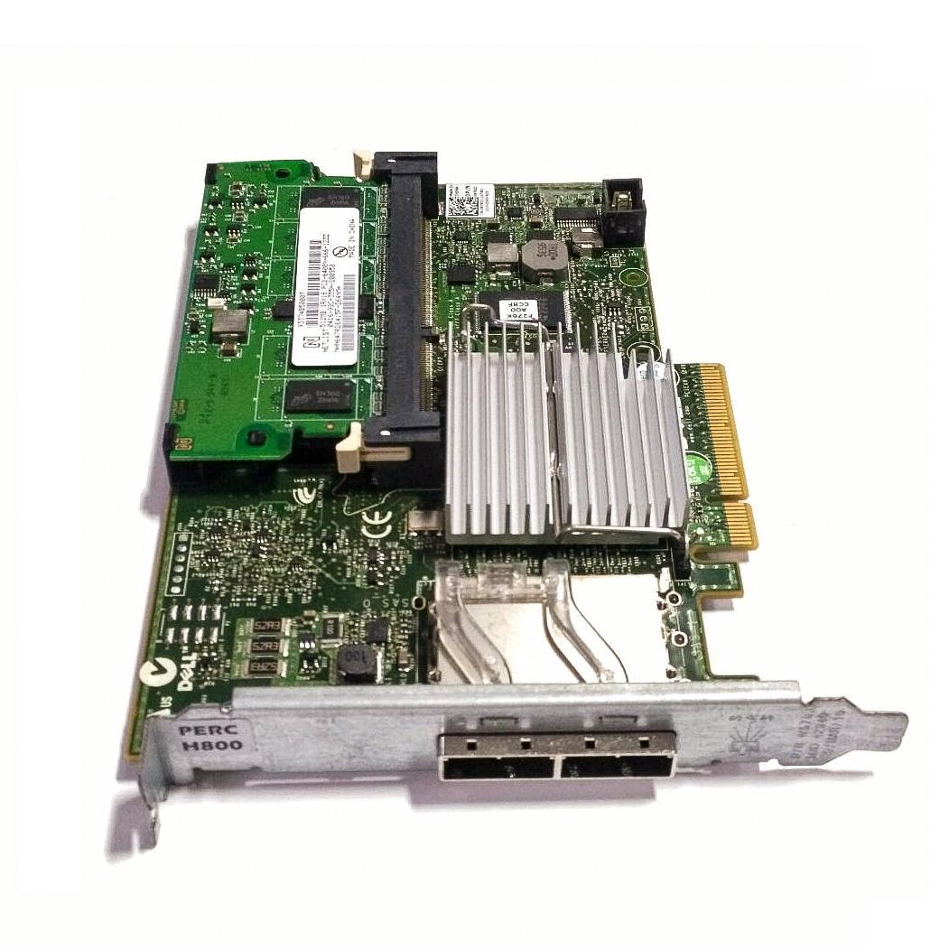 DELL PERC H800 512MB CACHE RAID CONTROLLER (N743J)