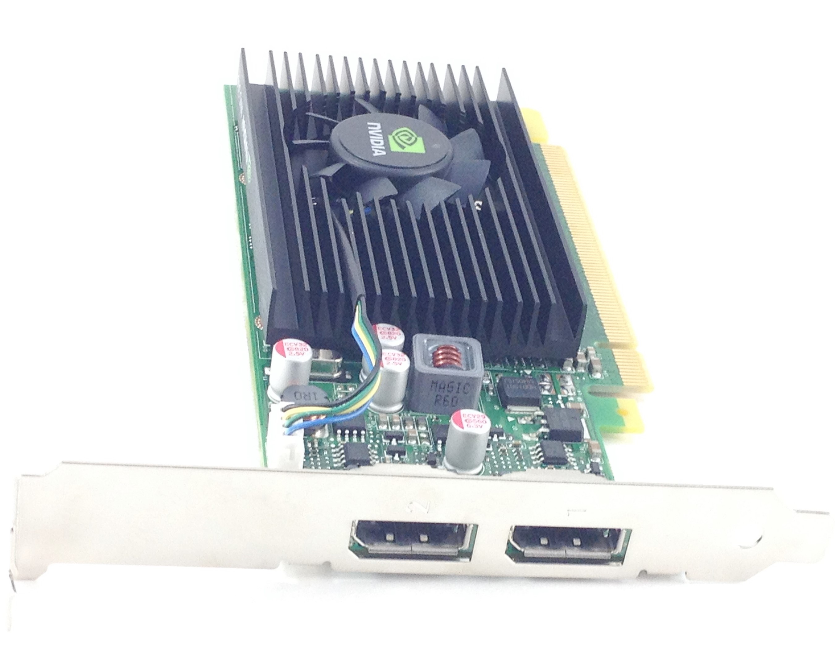 Dell Quadro NVS 310 512MB 64-Bit DDR3 PCI-E Video Card (40GW9)