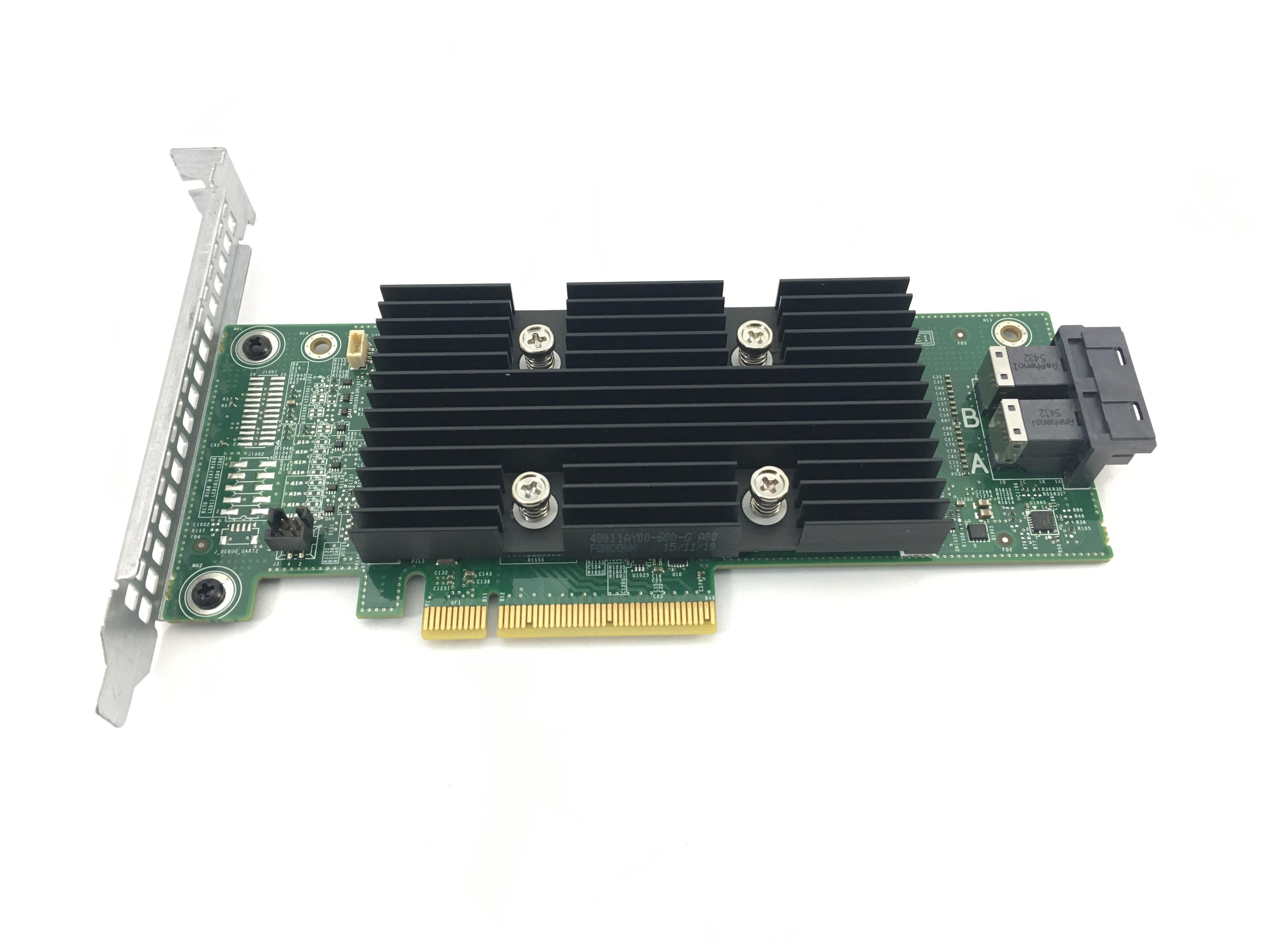 Dell Perc H330 Adapter 12Gbps SAS 6Gbps SATA PCI-E Raid Controller Card (0PCV7)
