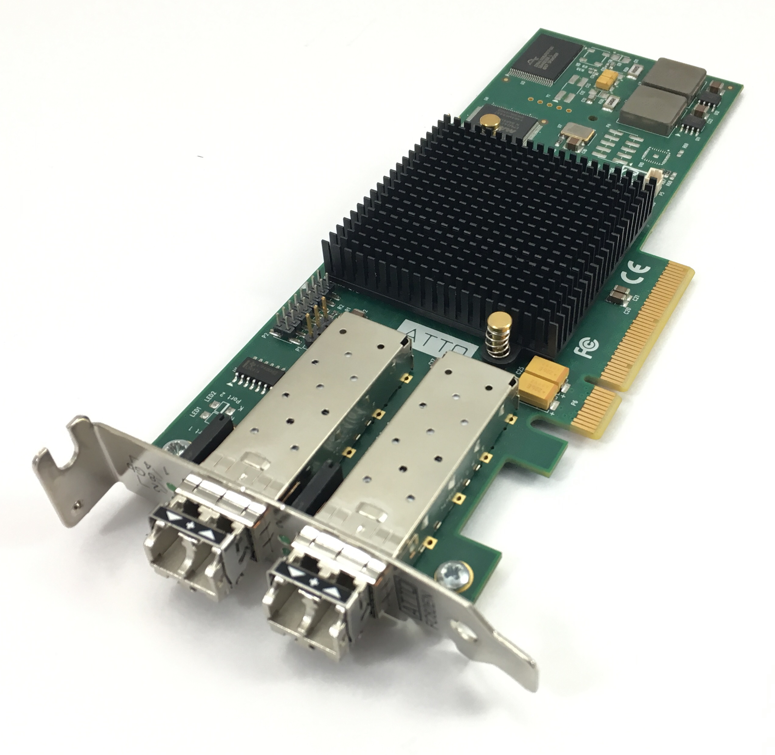 ATTO FC82EN CELERITY 8GBPS FC PCI-E HOST BUS ADAPTER (0231-PCBX-001)