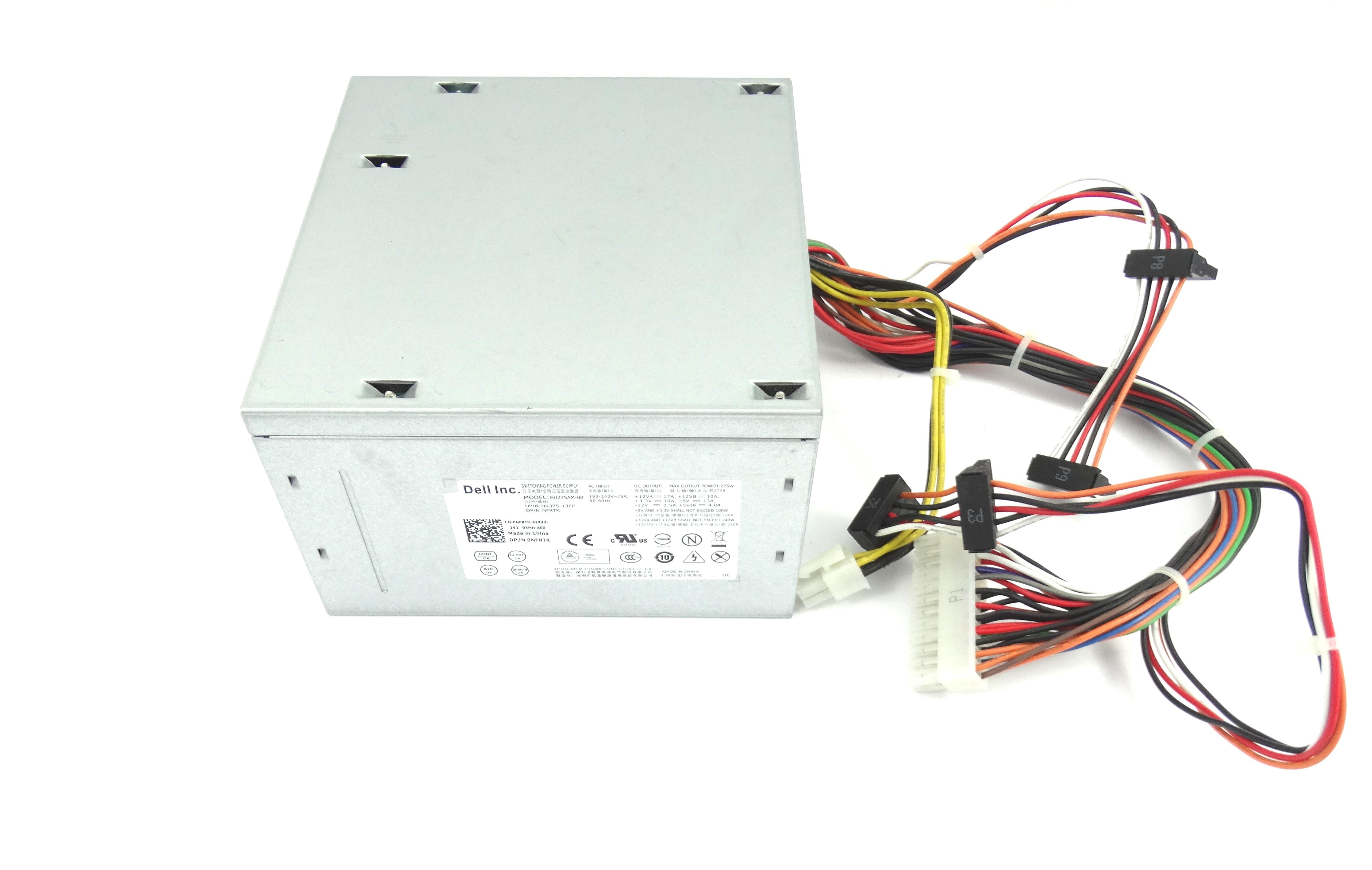 NFRTK Dell 275W Hu275Am-00 Switching Power Supply (NFRTK)