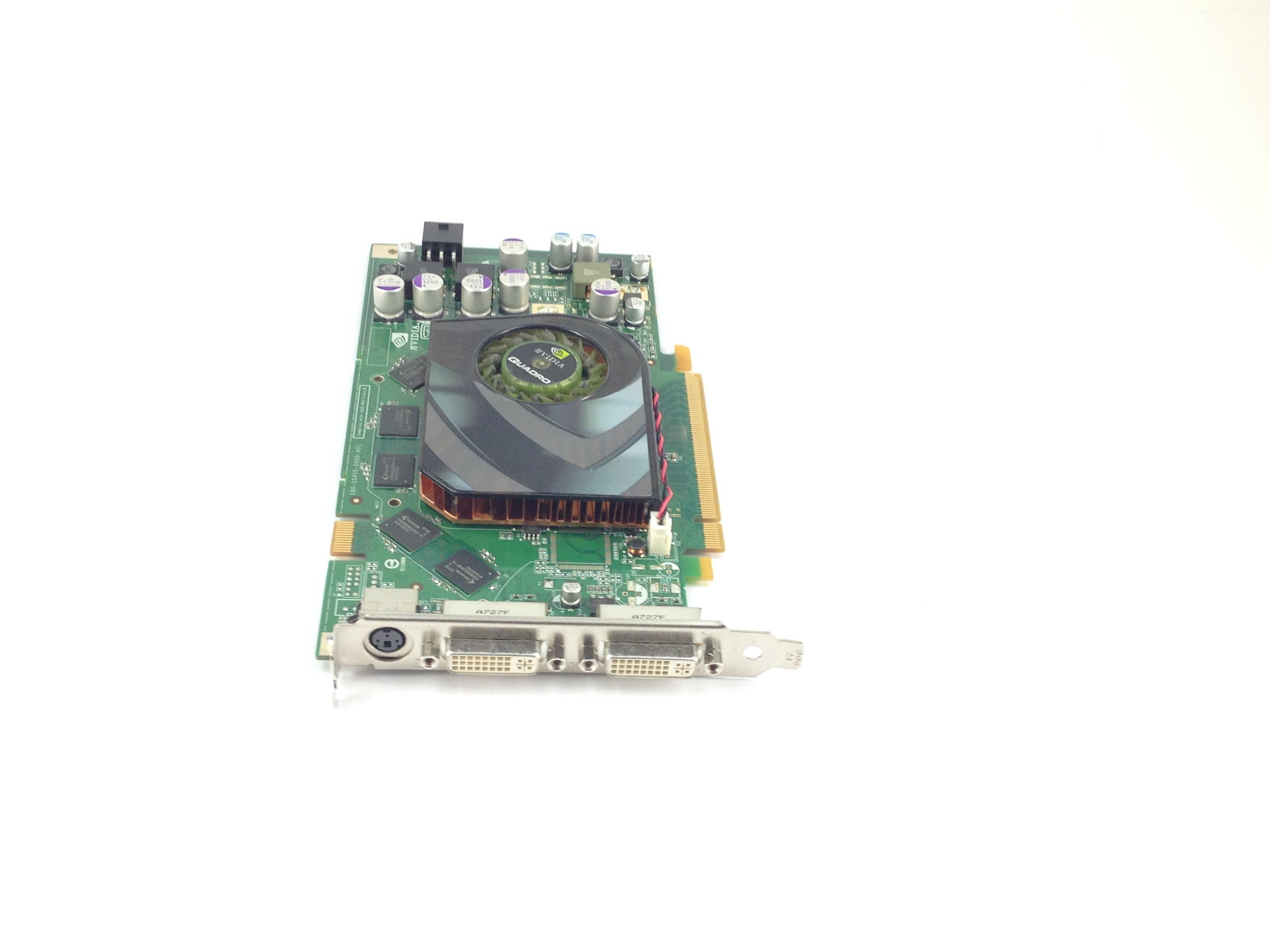HP Nvidia Quadro FX3500 256MB PCI-E Video Card (413110-001)