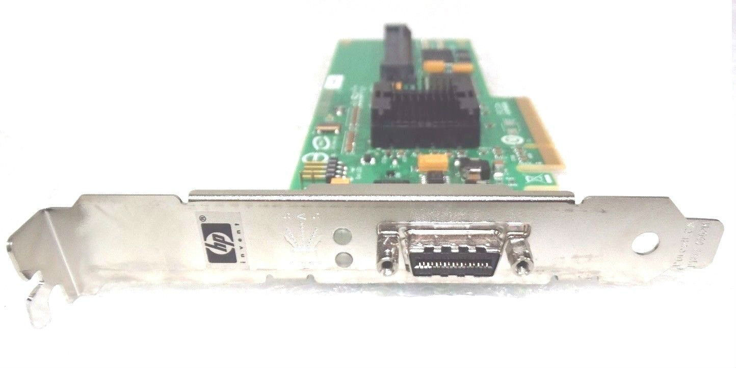 HP Lsi Logic SAS3442E SAS/SATA PCI-E Host Bus Adapter (416155-001)