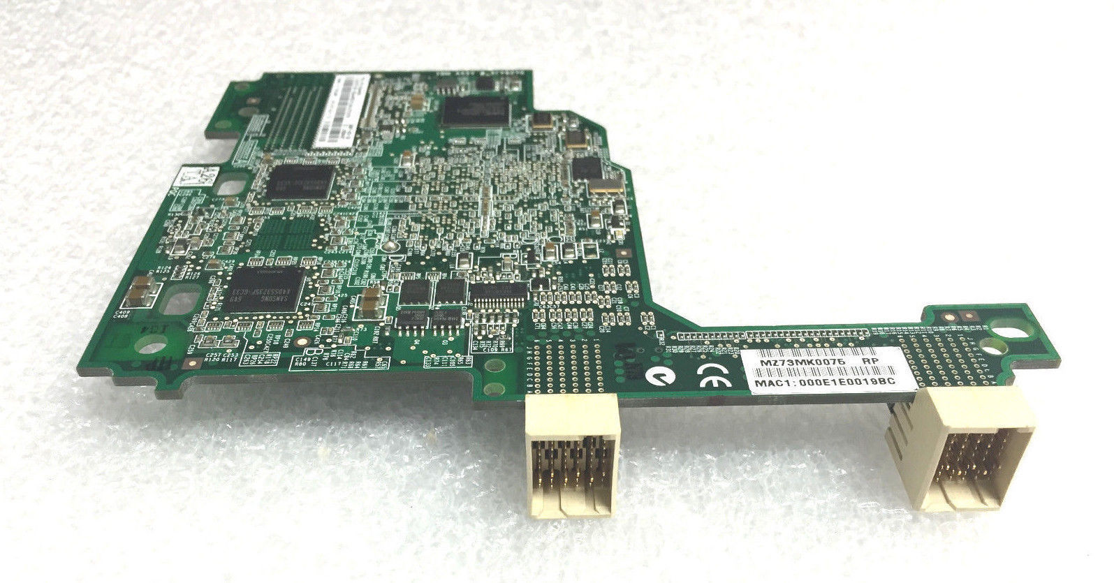 IBM Broadcom 10GB Dual Port Ethernet Expansion Card (43W4454)