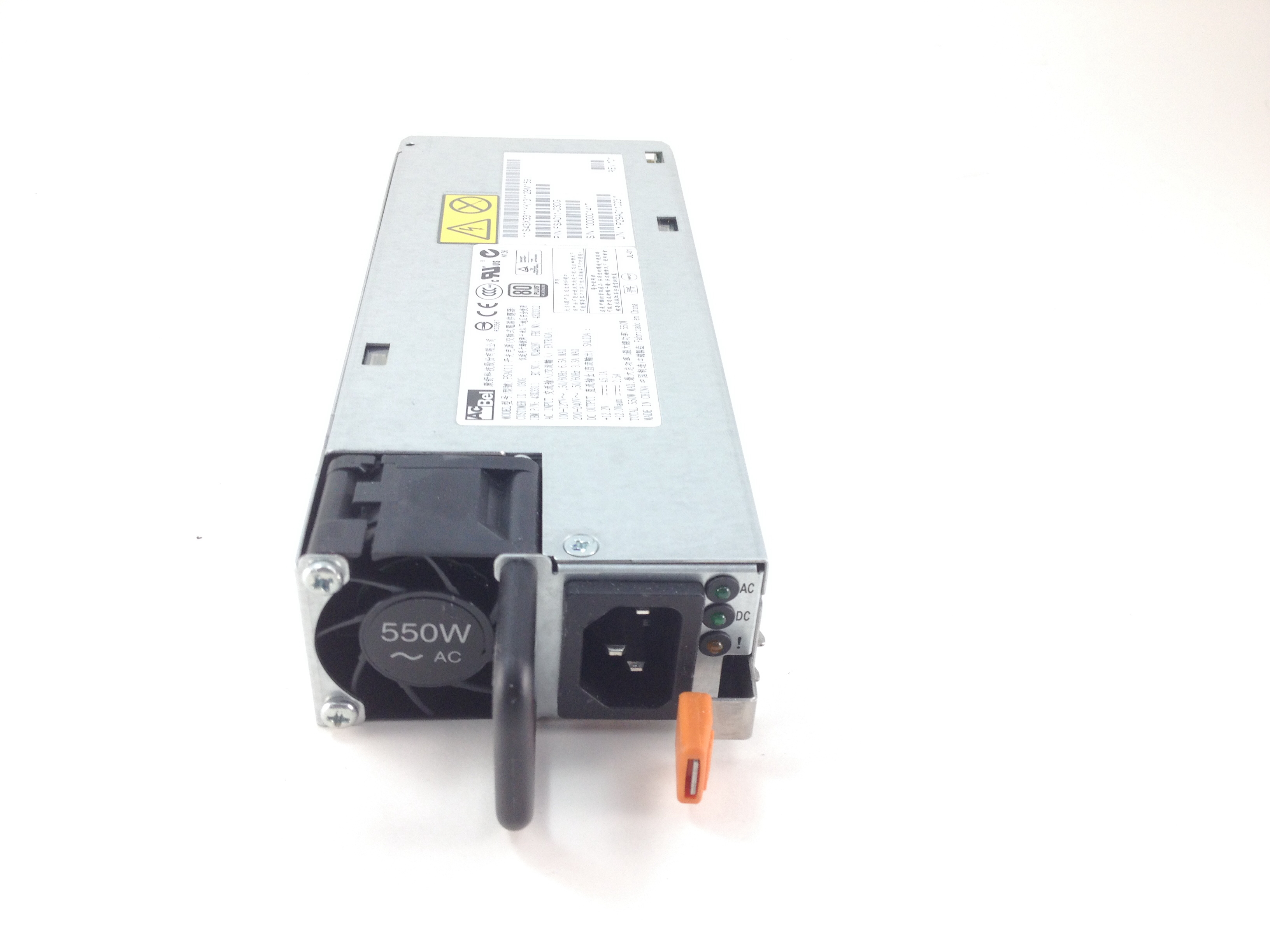 IBM X3650 M4 550W 80 Plus Platinum Power Supply (43X3312)