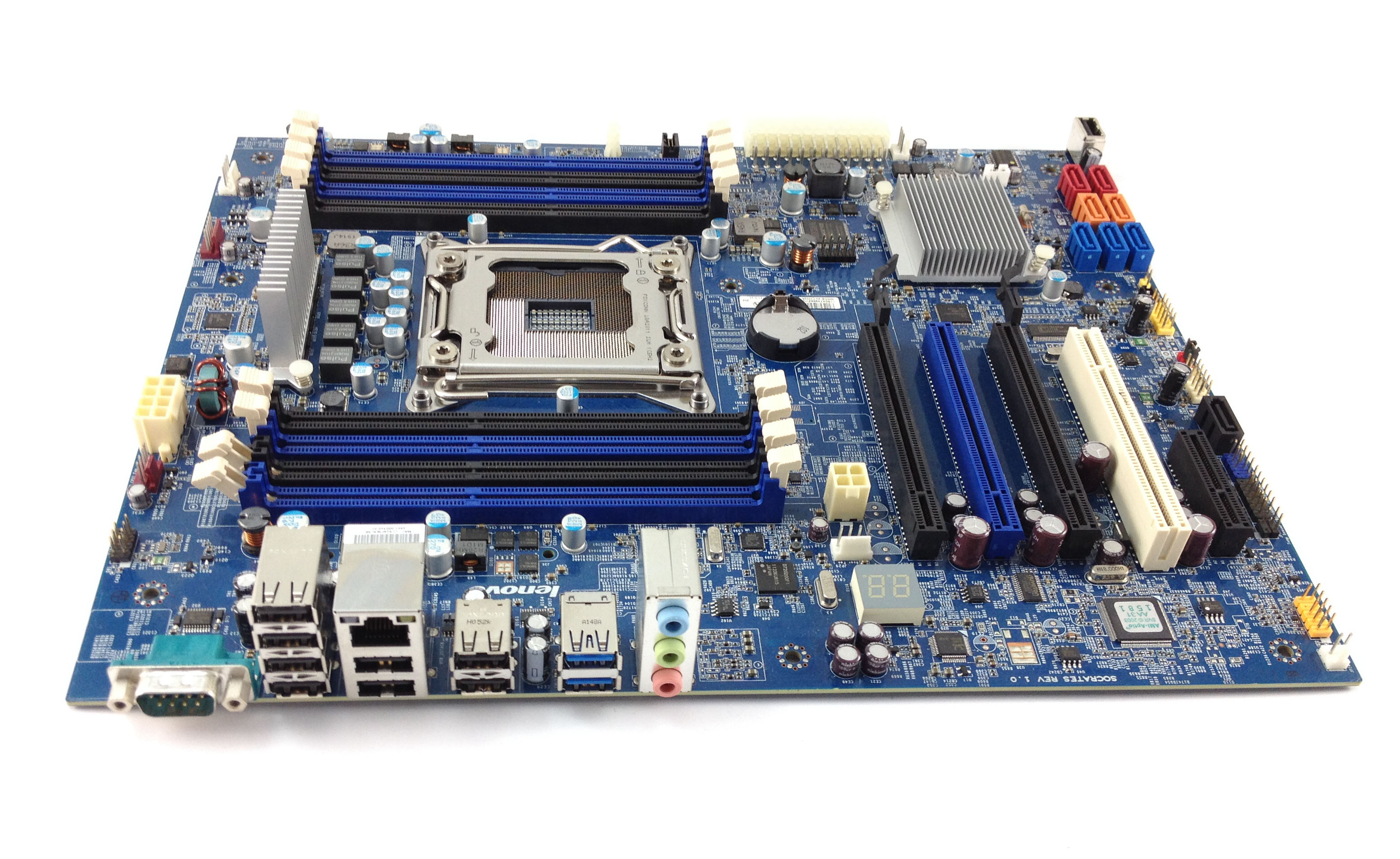 IBM Lenovo ThinkstATIon S30 WorkStation System Board (0A74989)
