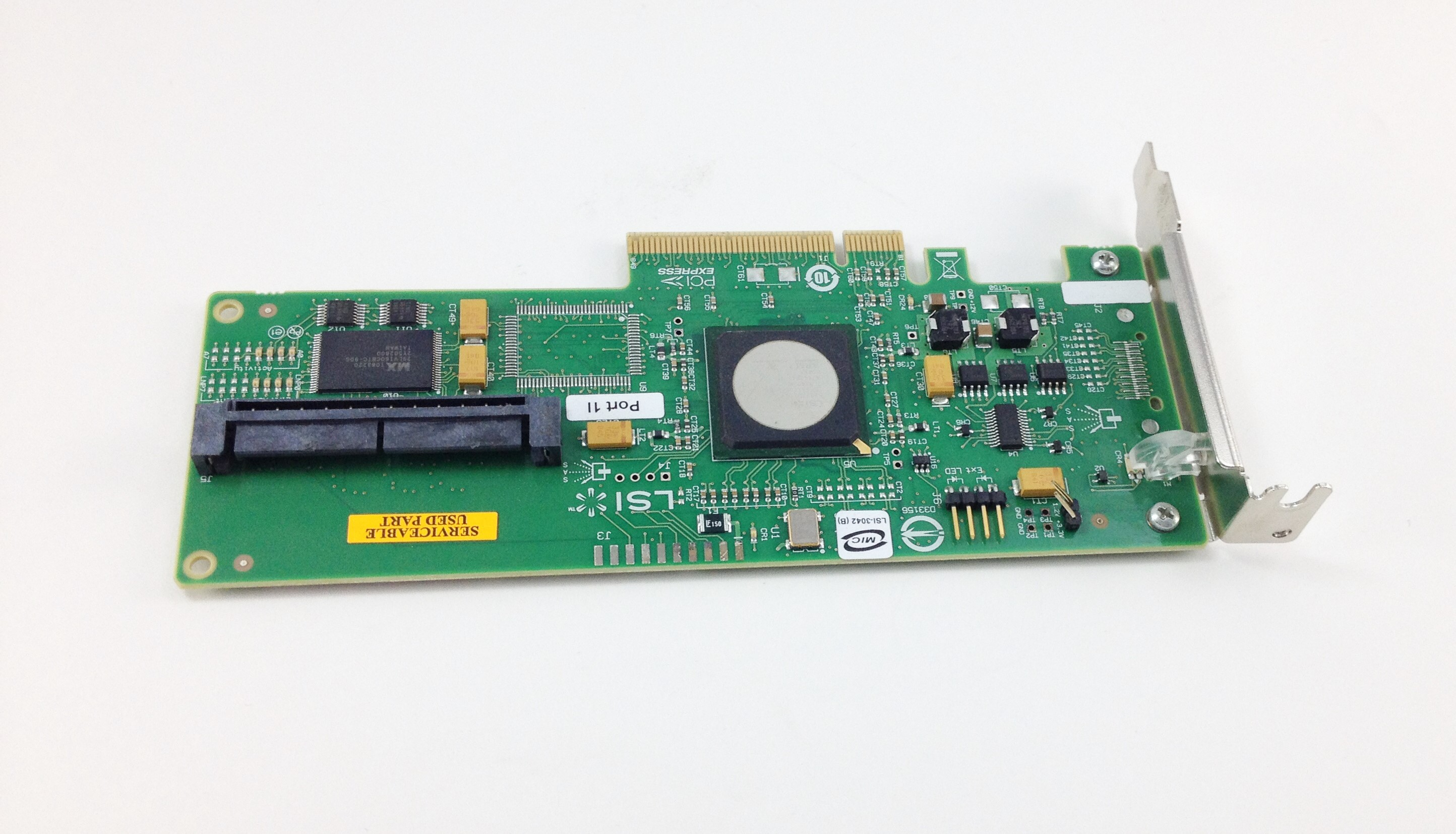 HP Sc40Ge 4-Channel PCI-E SAS Host Bus Adapter (447430-001)
