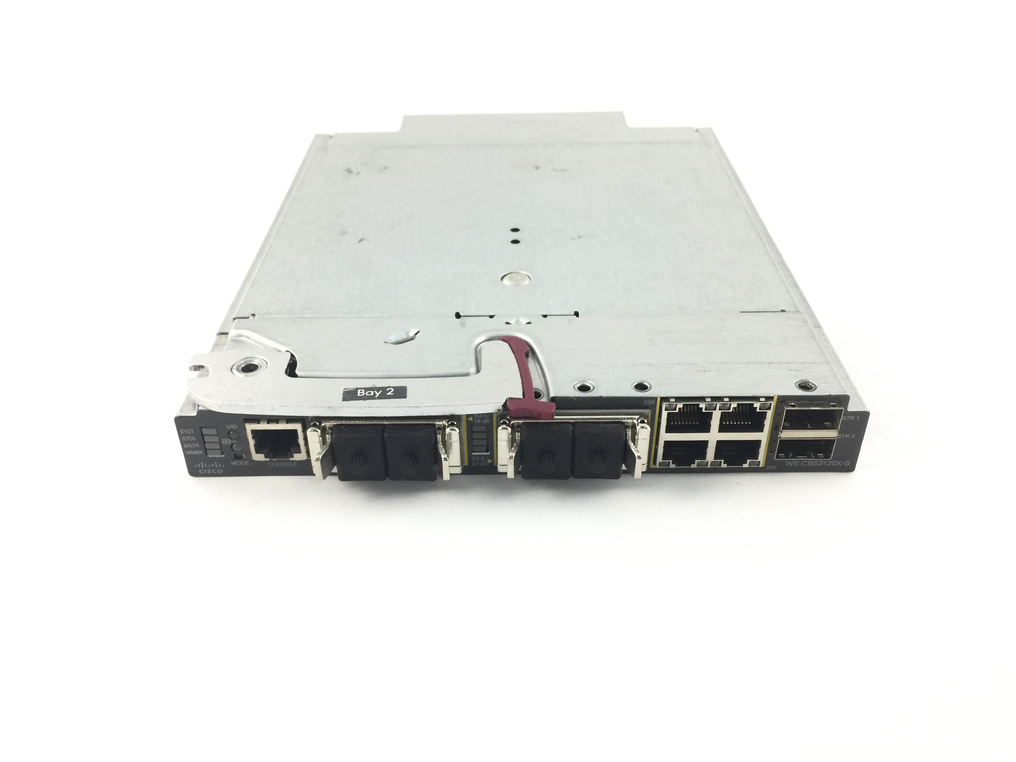 HP BLC7000 Cisco 3120X Catalyst Blade Switch (451357-001)