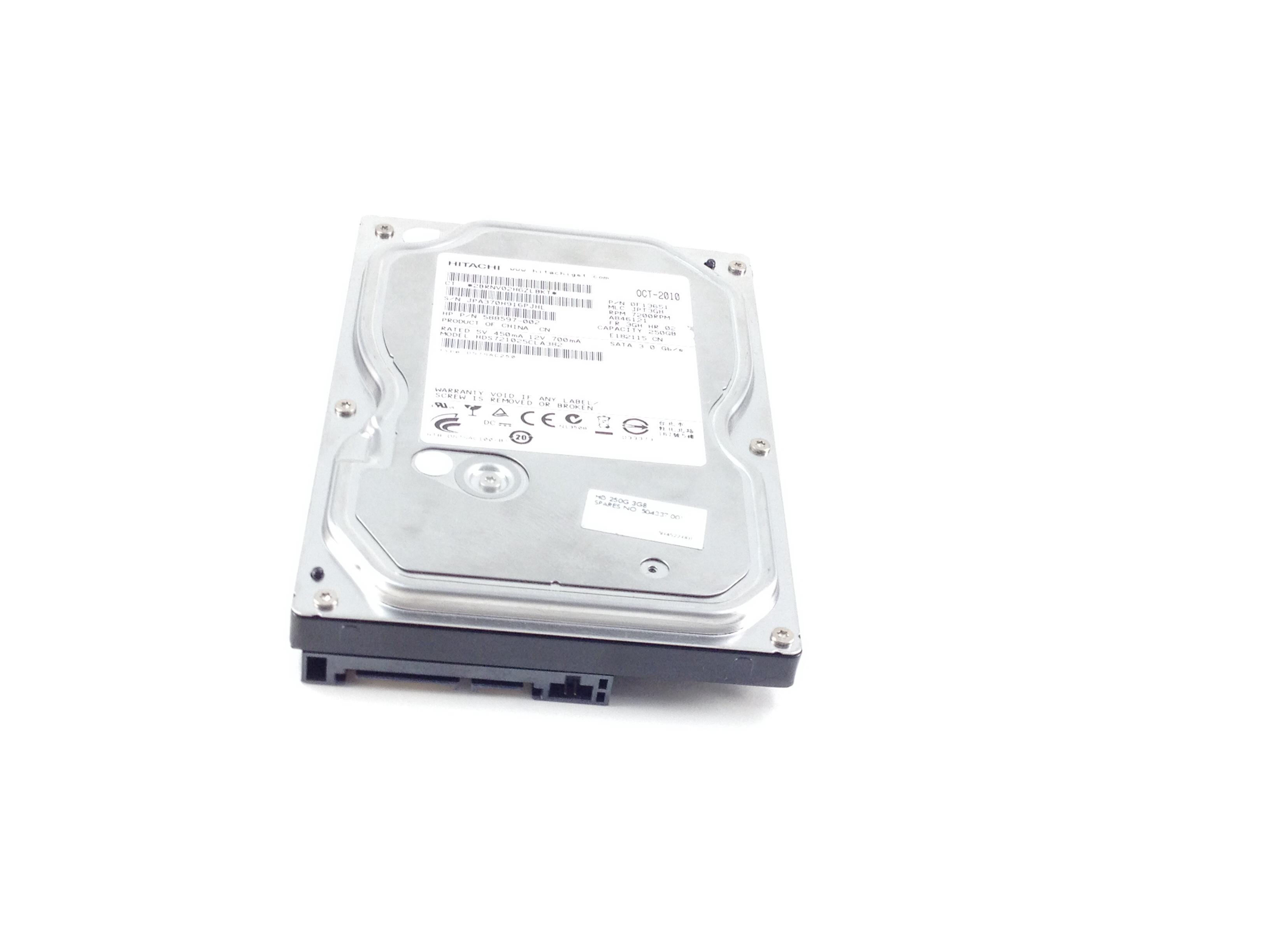 Hitachi  3.5' 7.2K SATA Hard Drive (0F13651)