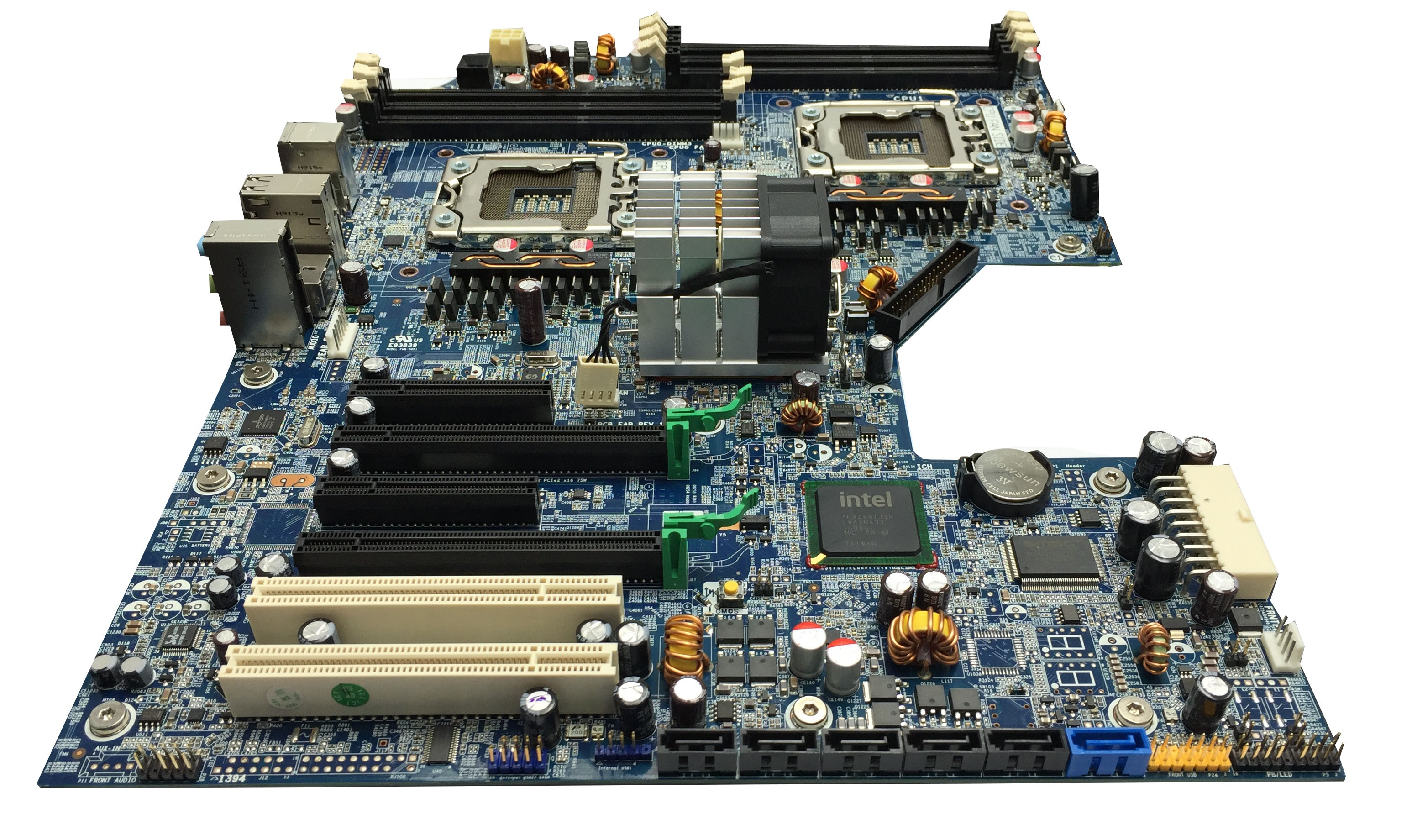 HP Z600 WorkStation Intel Tylersburg System Board (461439-001)