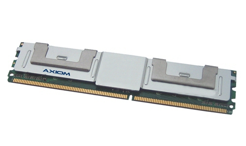 4GB 4Rx8 DDR2 PC2-5300F Cl5 ECC FBDIMM (46C7423)
