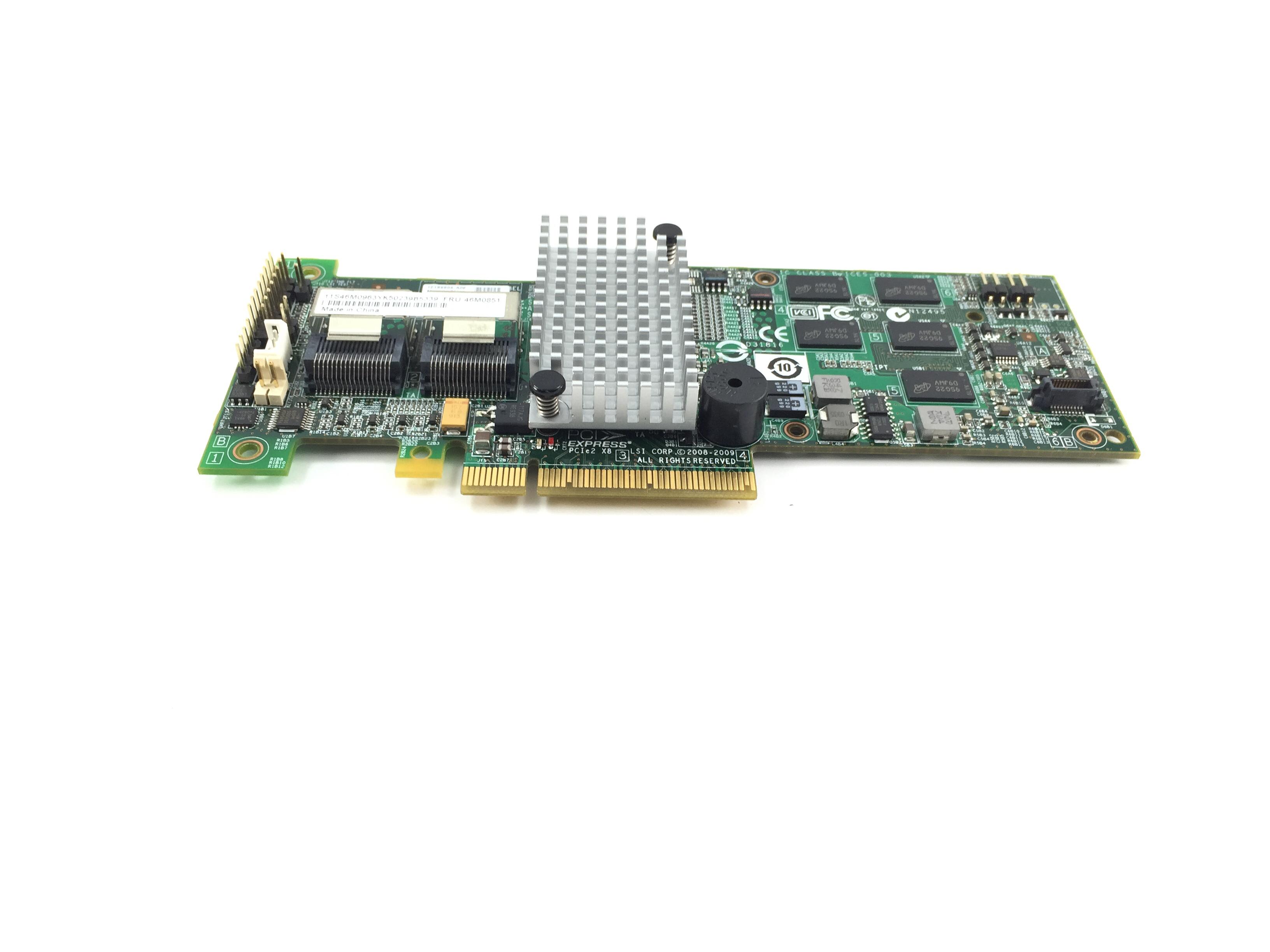 IBM SERVERAID M5015 6GBPS SAS/SATA RAID CONTROLLER (46M0851)