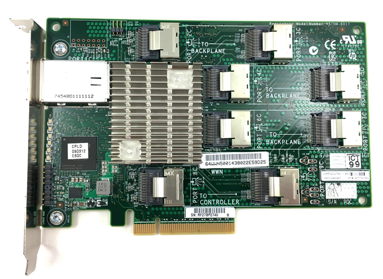 HP 24 Bay SAS PCI-E Expander Card (487738-001)