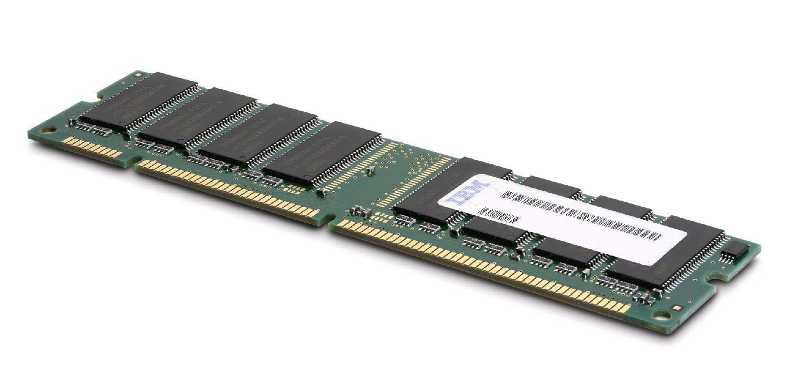4GB PC3-10600Rcl9 ECC RDIMM Vlp Mem (49Y1430)