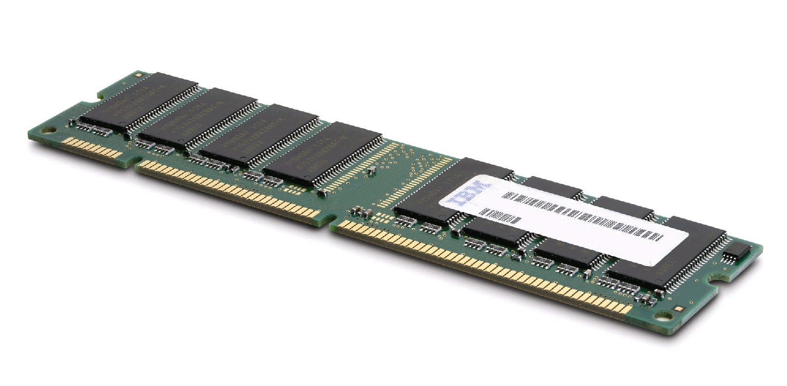 2Gb(1X2Gb)1333MHz PC3-10600 240-Pin Cl9 ECC Dual Rank 1.5V Registered DDR3 SDRAM RDIMM (49Y1433)