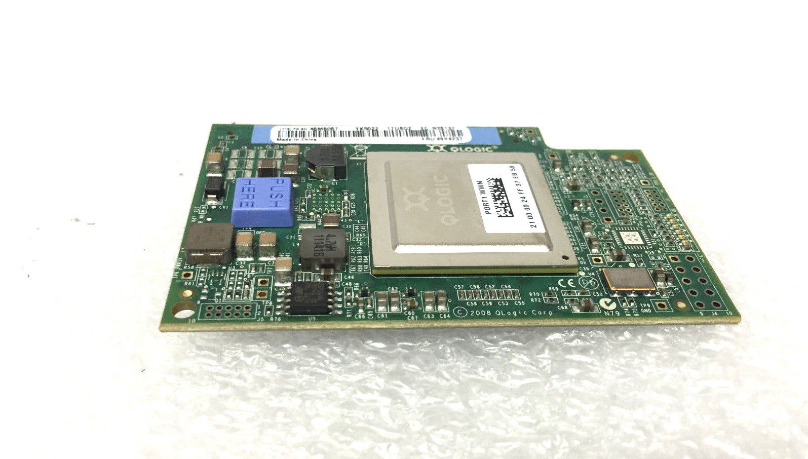IBM Qlogic 4GB PCI-E Fiber Channel Expansion Card (49Y4237)