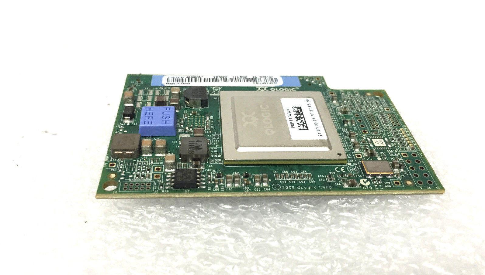 IBM Qlogic 4GB PCI-E Fiber Channel Expansion Card (49Y4237)