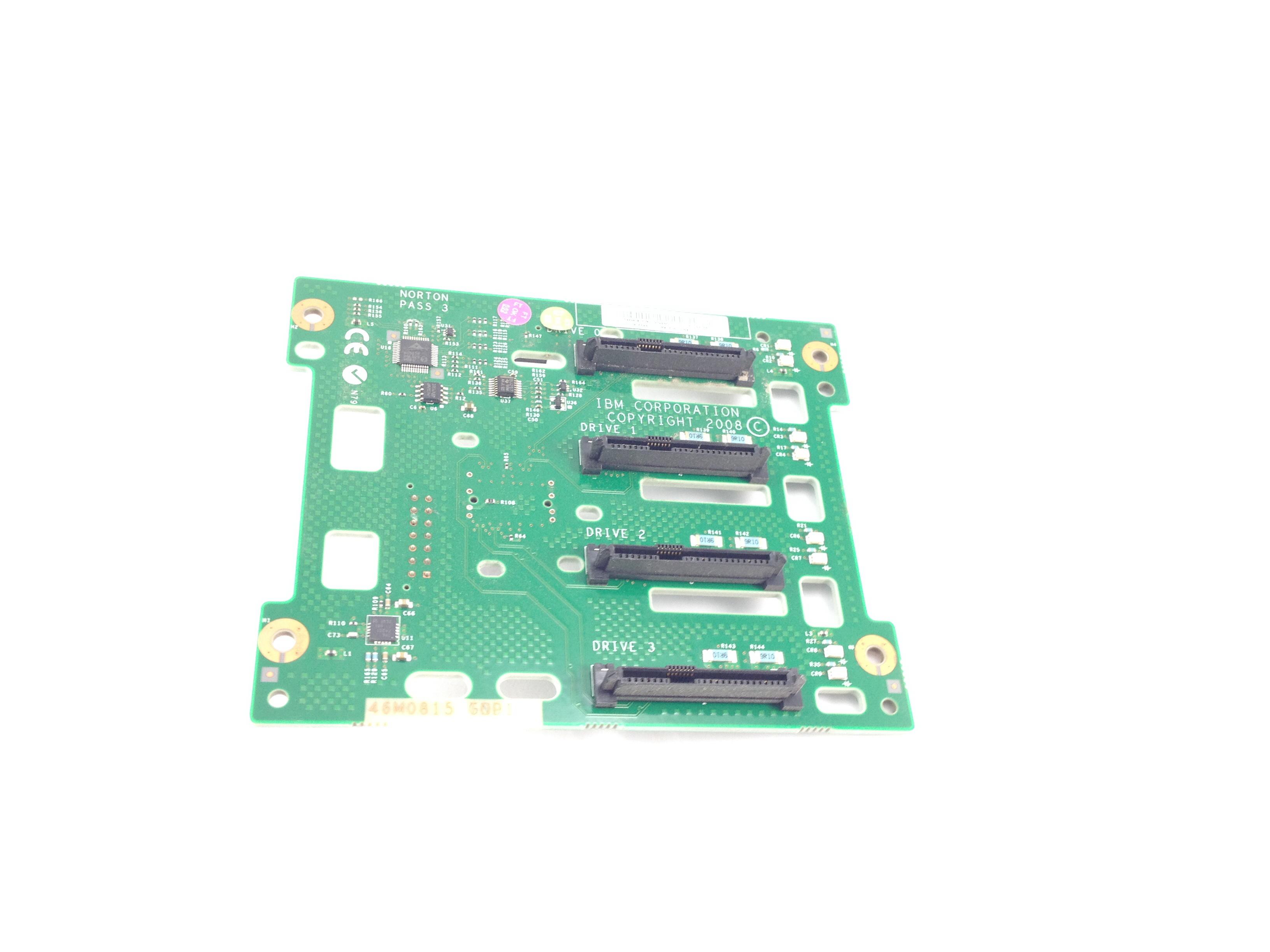 IBM X3300 M4 X3500 M2 X3500 M3 SAS / SATA 3.5'' Backplane (49Y4462)