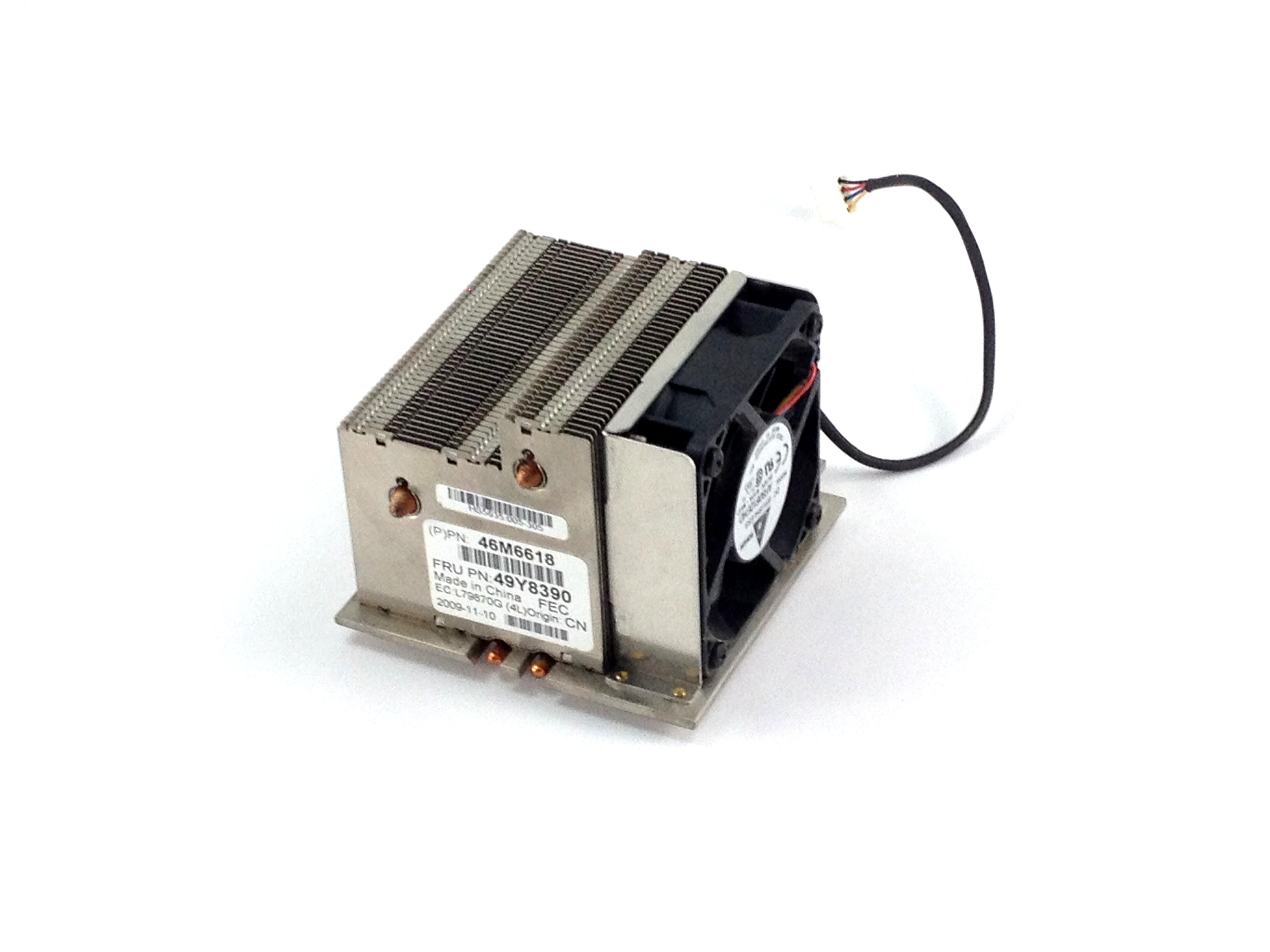 SNK-P0047P Supermicro 1U 2011-0 Socket Processor Heatsink
