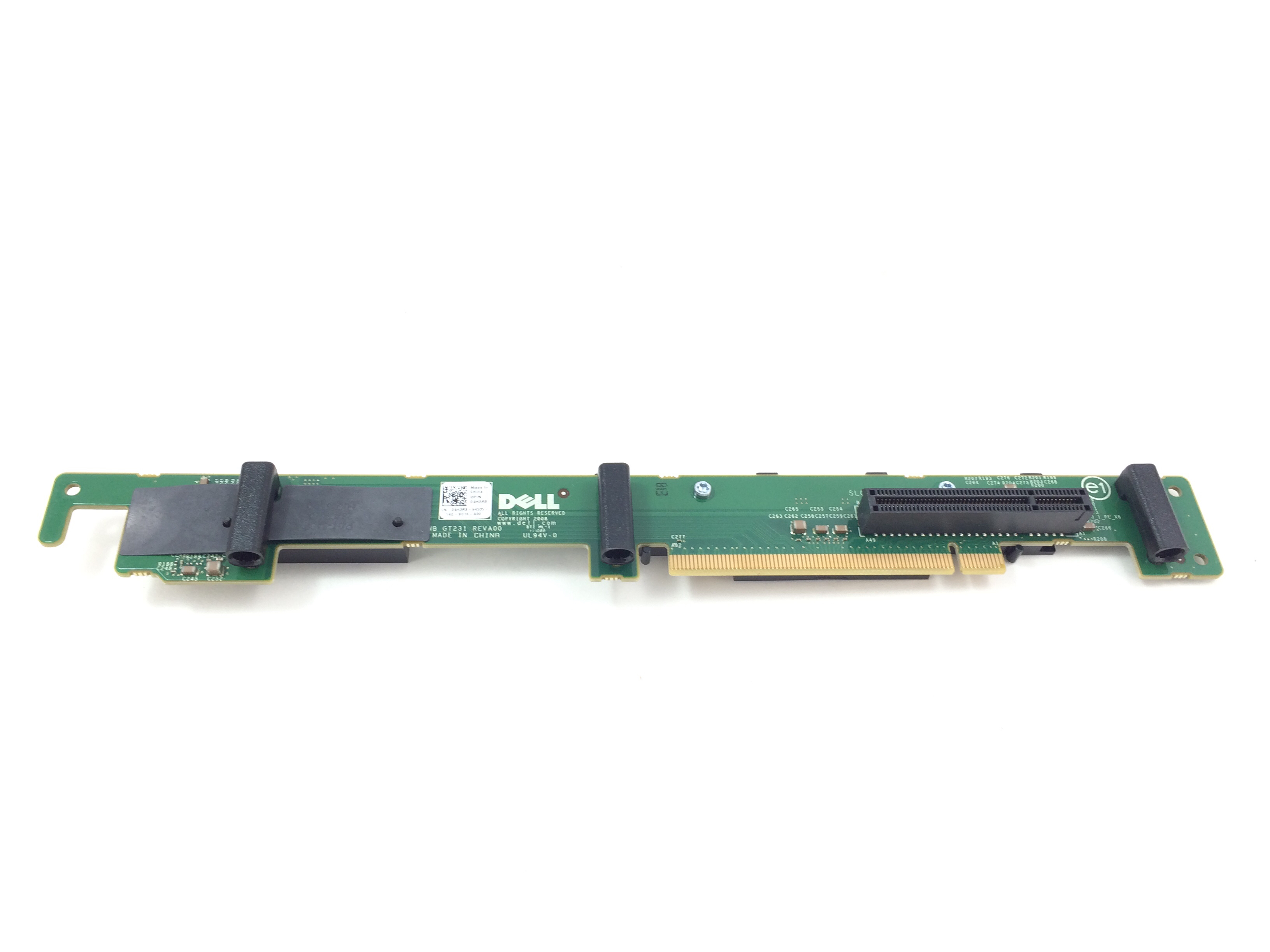 Dell PowerEdge R610 Long PCI-E Riser Card (4H3R8)