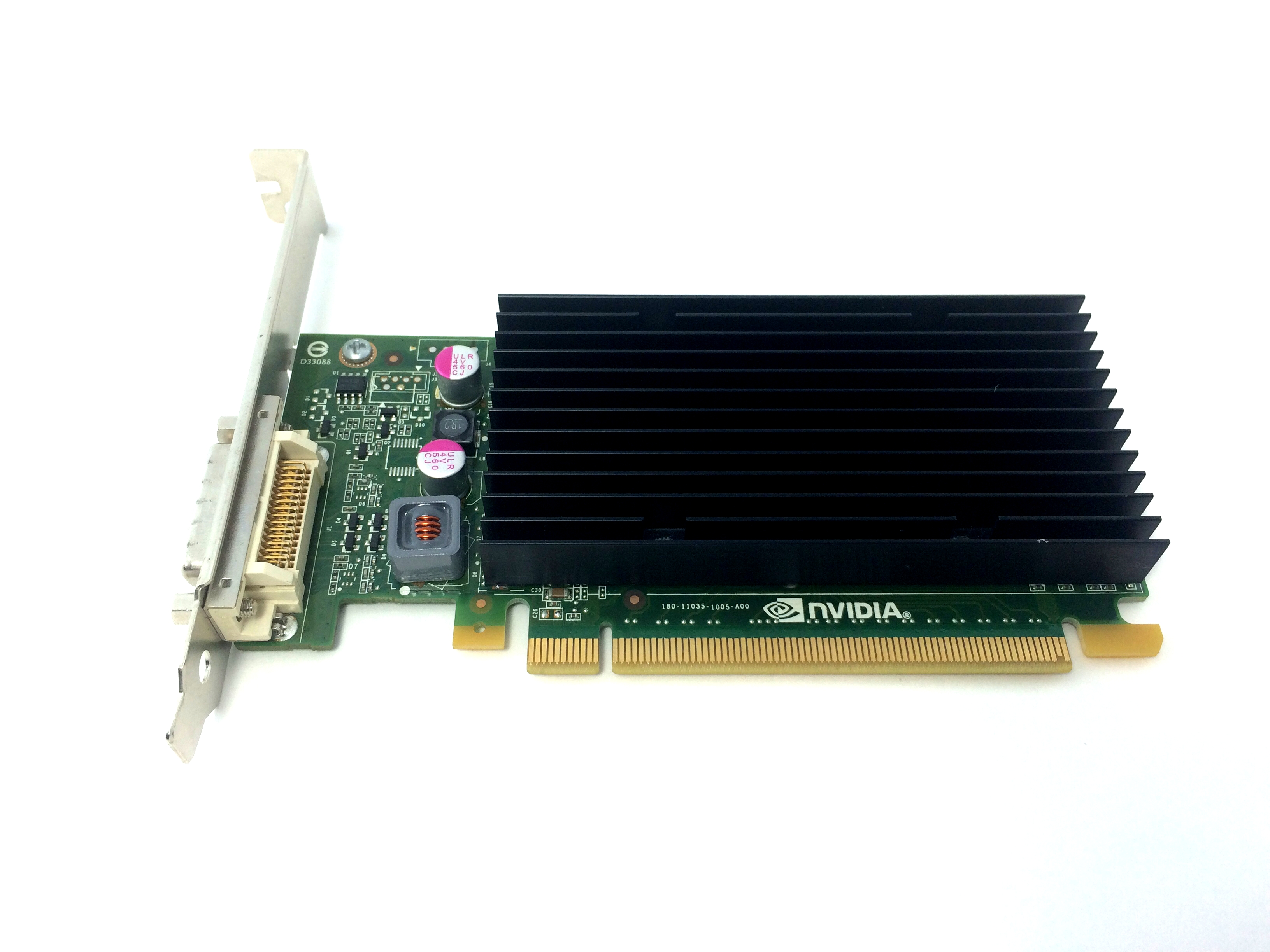 Nvidia Quadro NVS 300 PCI-E 2.0 X16 Graphics Card (4M1WV)