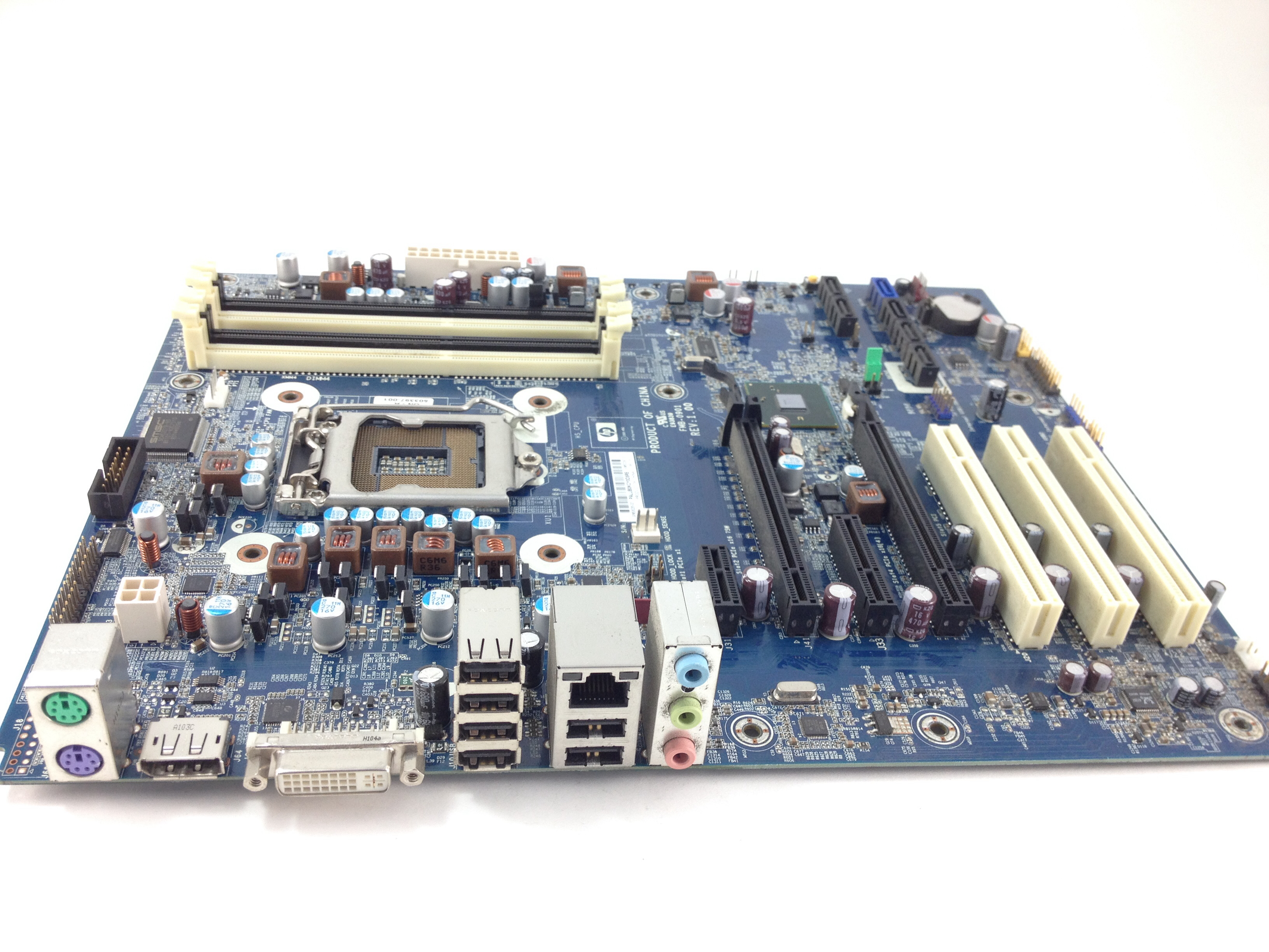 HP Z200 SATA 3.0 Gbps DDR3 System Board (506285-001)