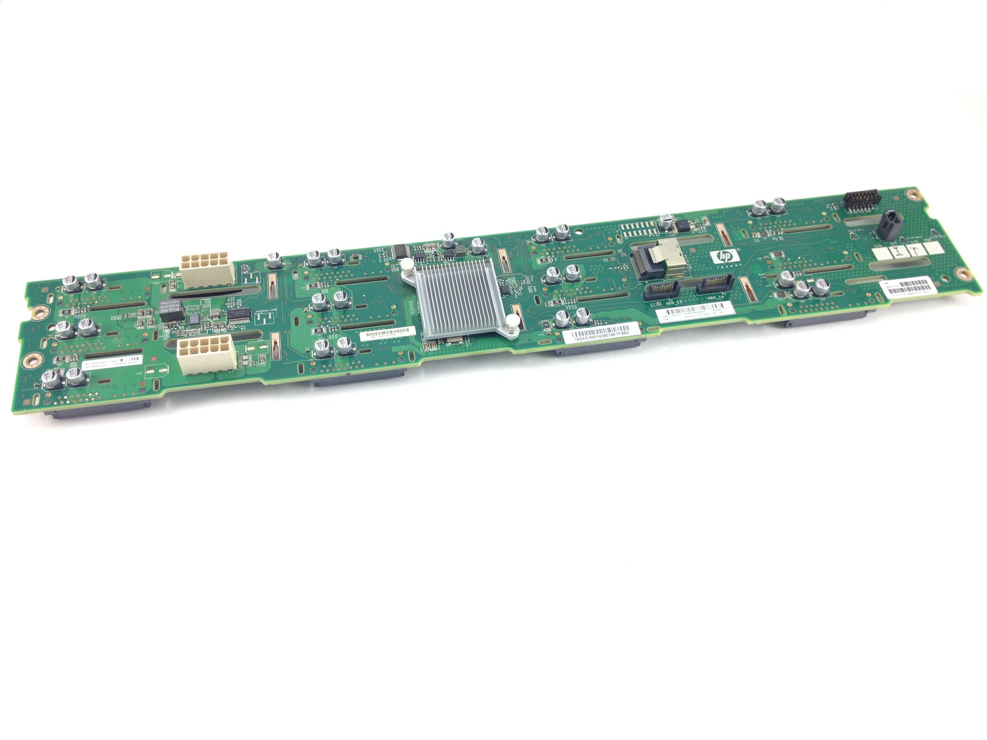 HP Proliant DL180 G6 Server 12 Bay LFF Backplane Board (507304-001)