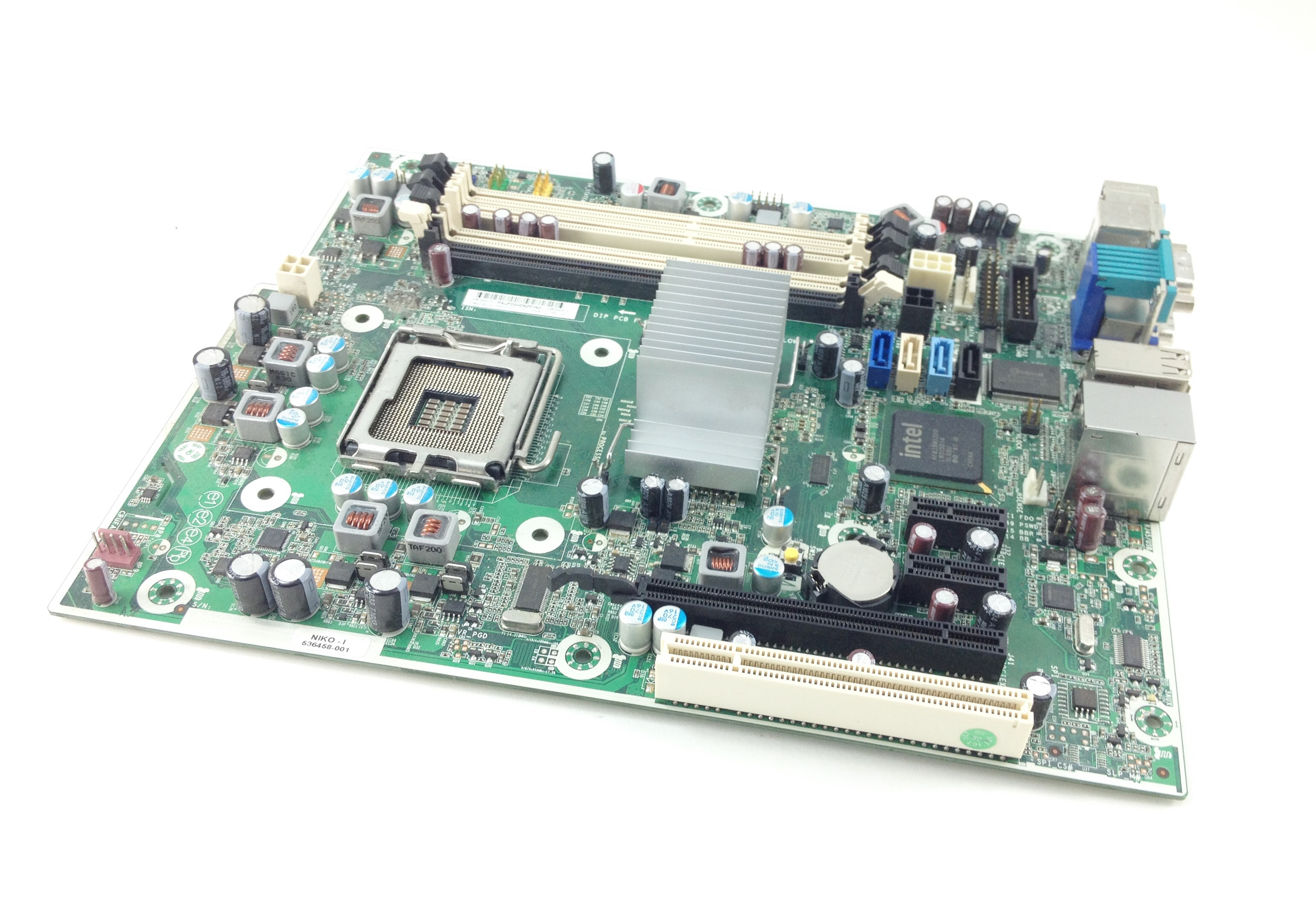 HP 8000 Elite Series LGA775 SFF System Board (536884-001)
