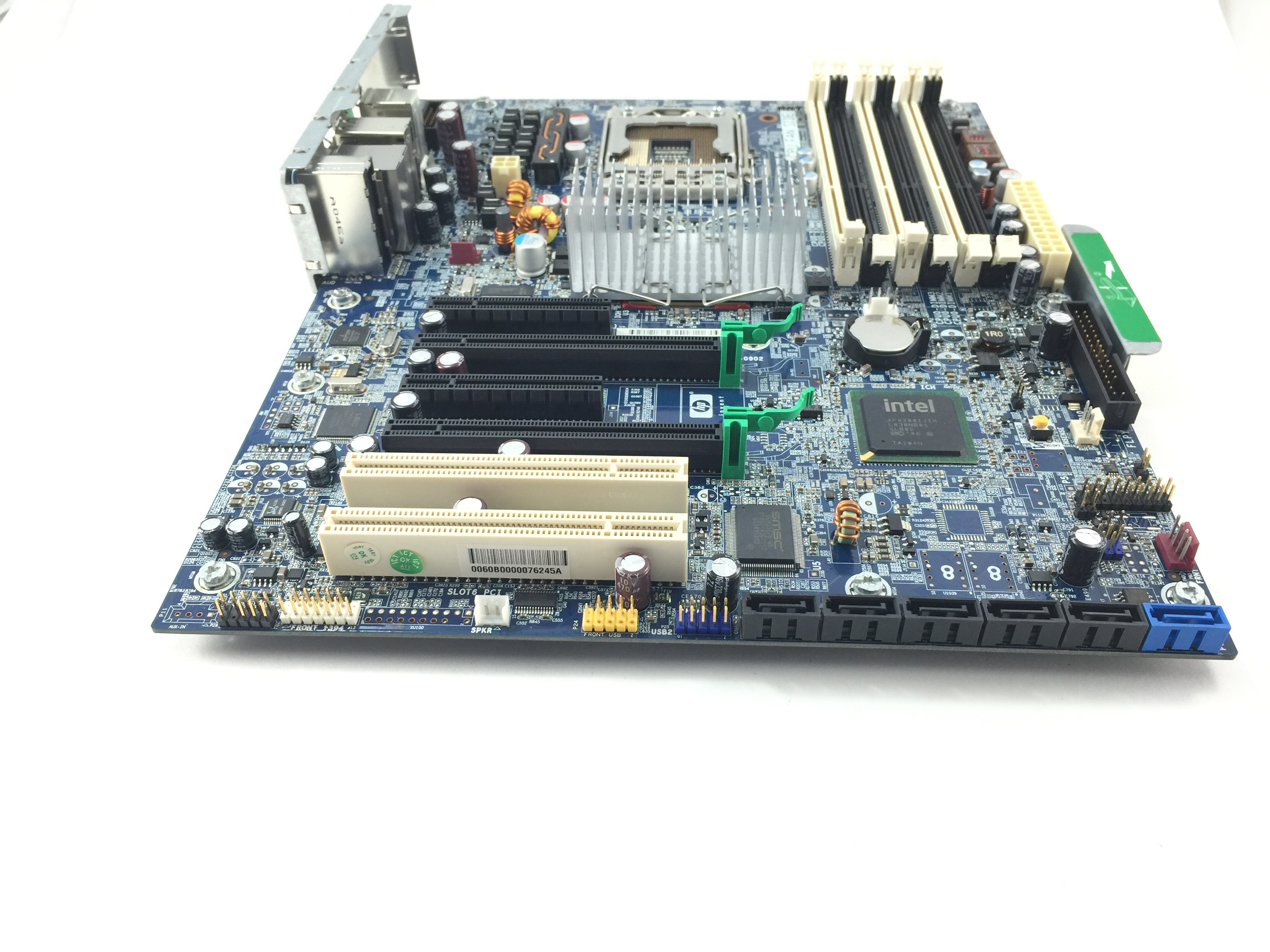hp z400 workstation system board 586968 001. Black Bedroom Furniture Sets. Home Design Ideas