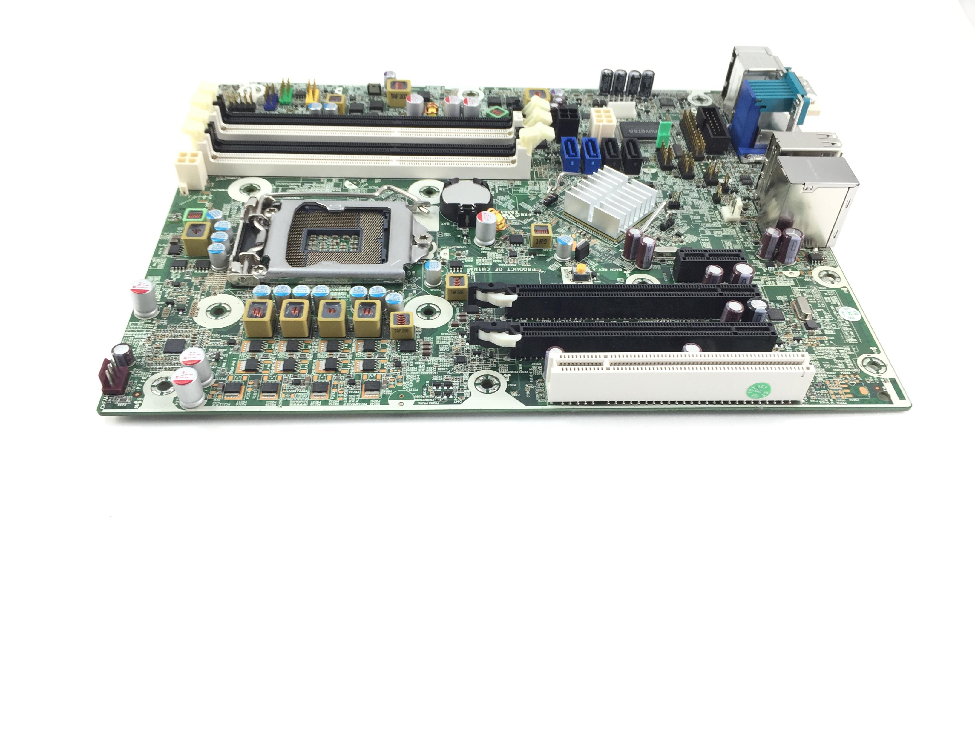 HP Z210 SFF LGA 1155 4 DIMM Slots System Board (615645-001)