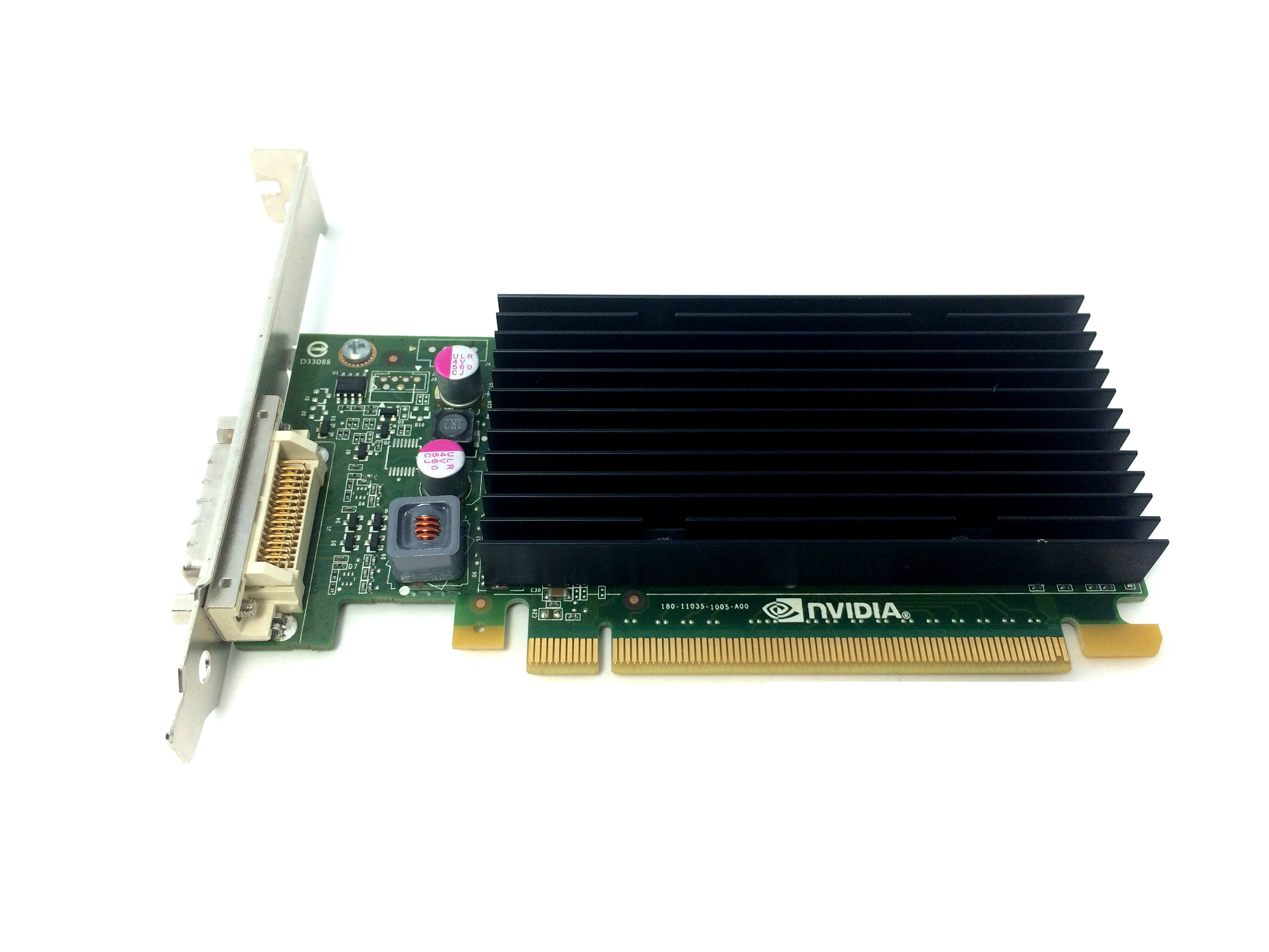 Nvidia Quadro NVS 300 PCI-E 2.0 X16 Graphics Card (632486-001)