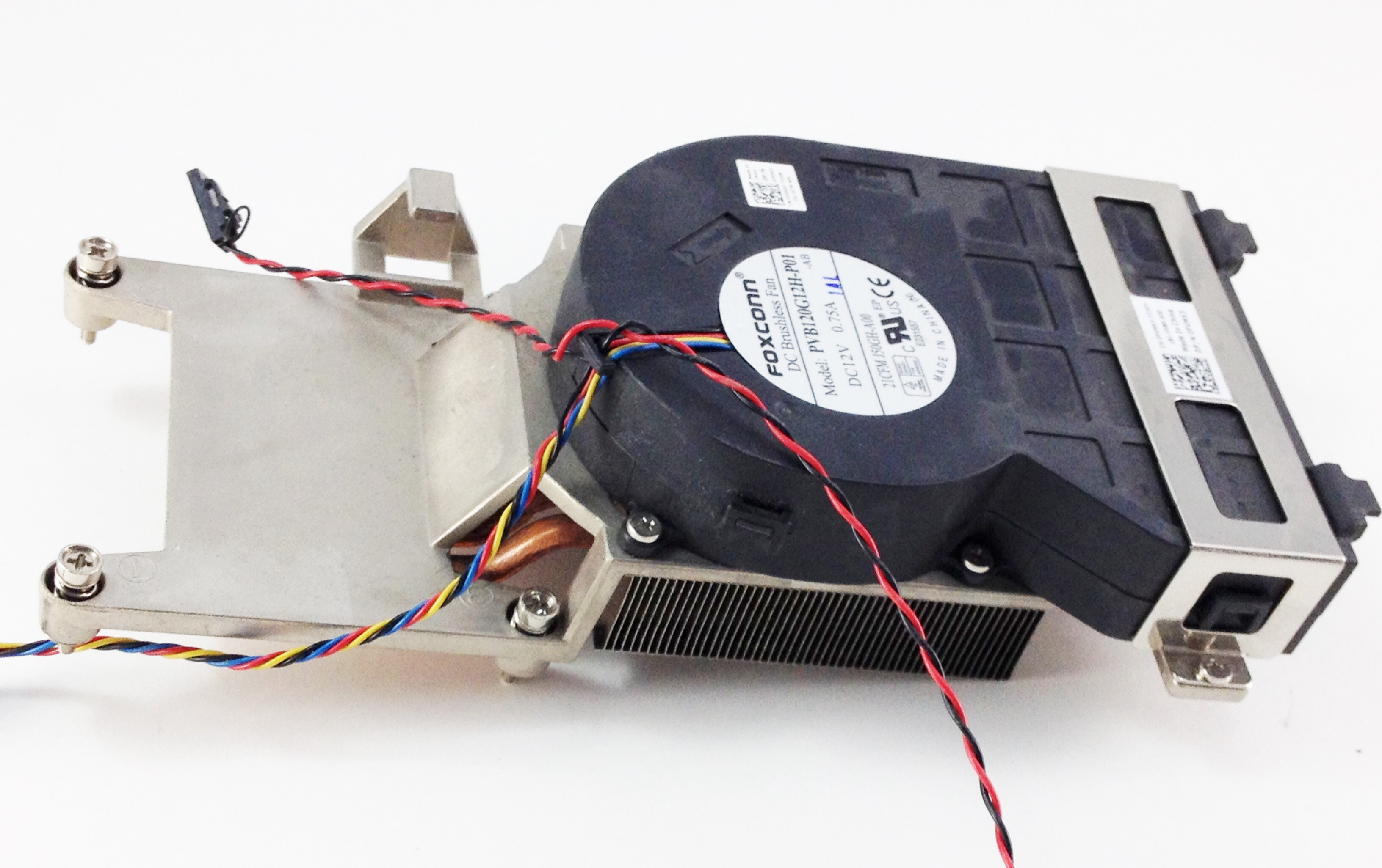 Dell Optiplex 7010 9010 SFF Heatsink And Fan Assy (637NC)