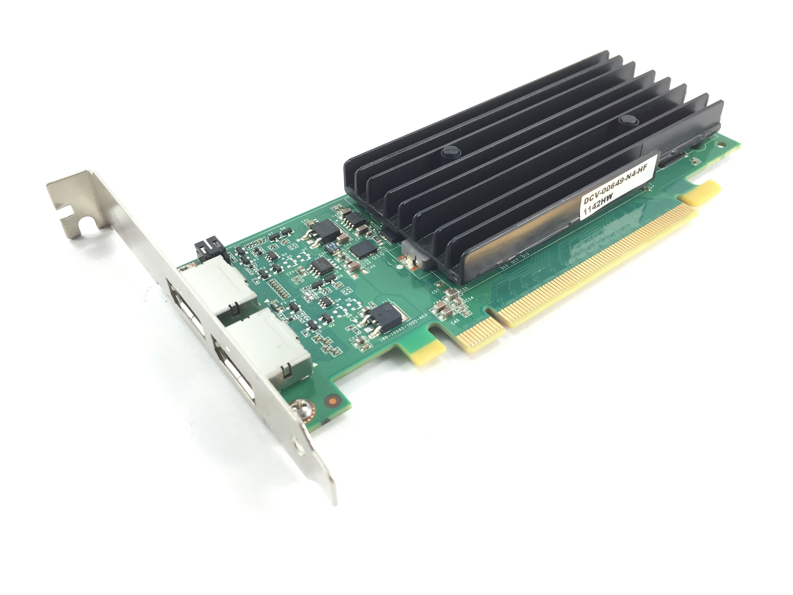 Nvidia Quadro NVS 295 256MB DDR2 64-Bit PCI-E Graphics Card (641462-001)