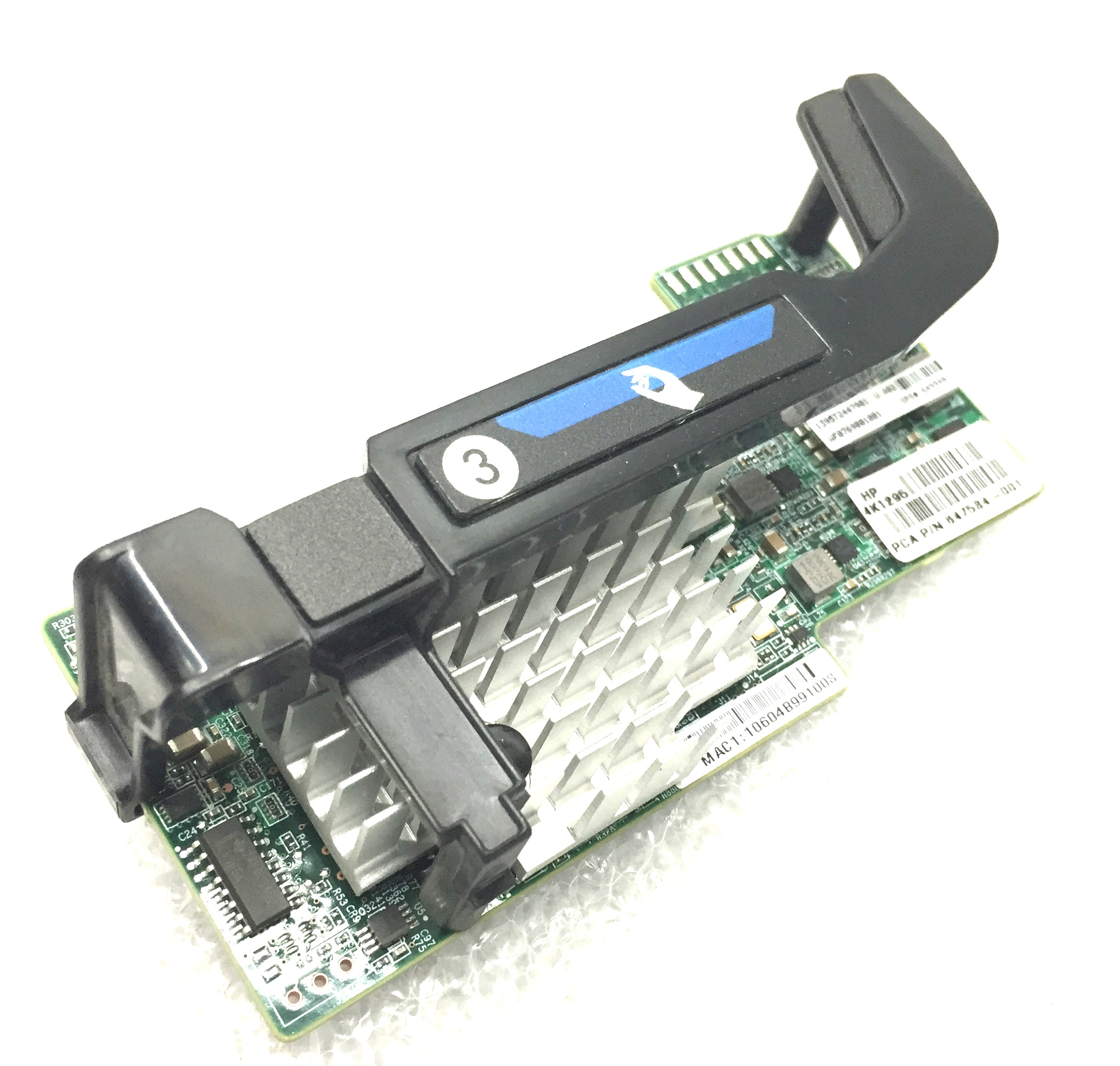HP FLEXFABRIC 10GB 2-PORT 554FLB FIO NETWORK ADAPTER (649940-001)