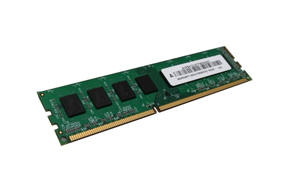 4GB 1Rx8 PC3L-12800E Unbuffered ECC DDR3 1333MHz Memory Module (64Y9570)