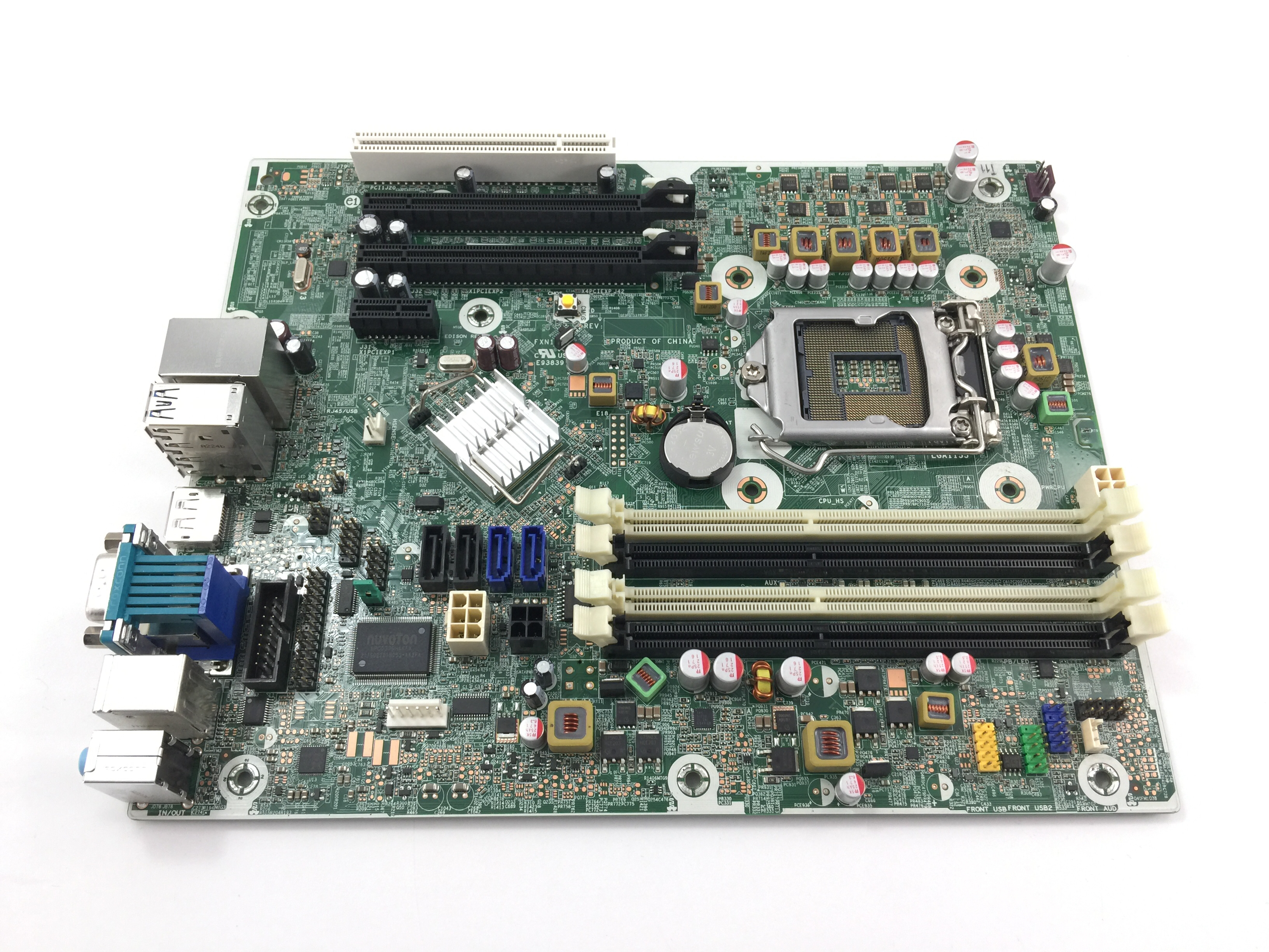 HP Z220 Tower WorkStation Pca SFF System Board (655840-001)