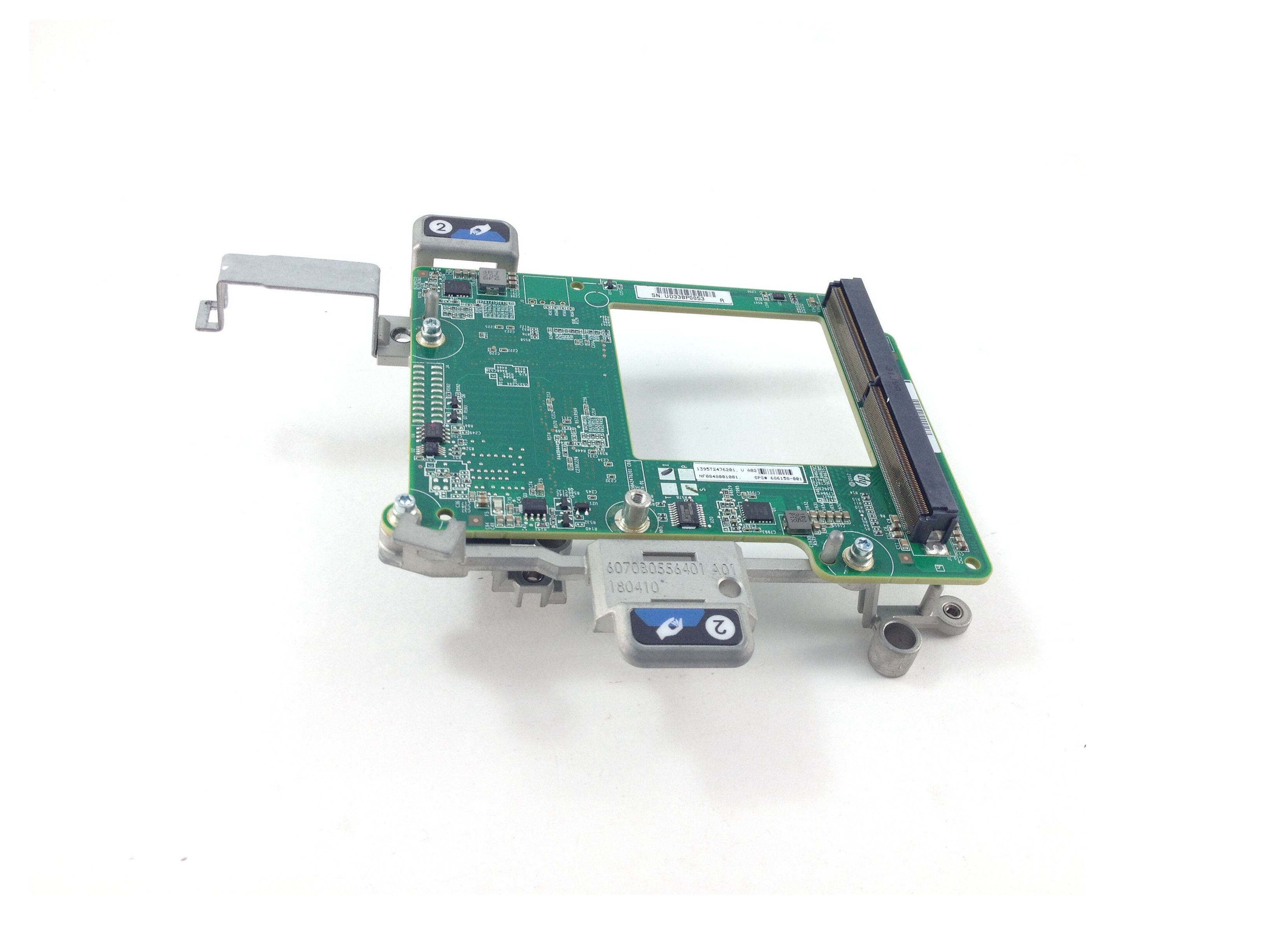 HP Quadro 3000 Mxm PCI-E Graphics Gen8 Blade (Adapter Only) (686158-001)