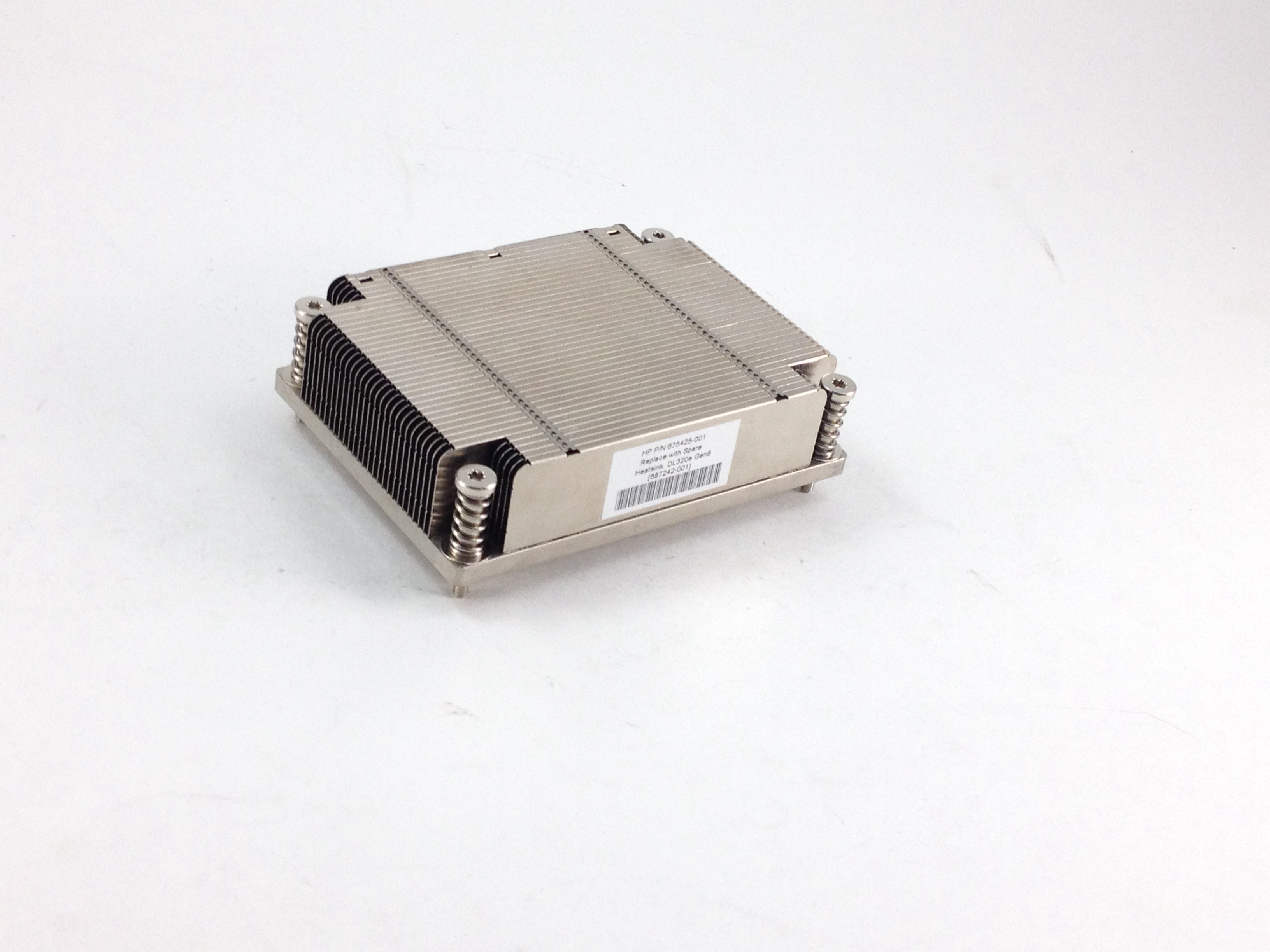 HP Proliant DL320E Gen8 Heatsink (687242-001)