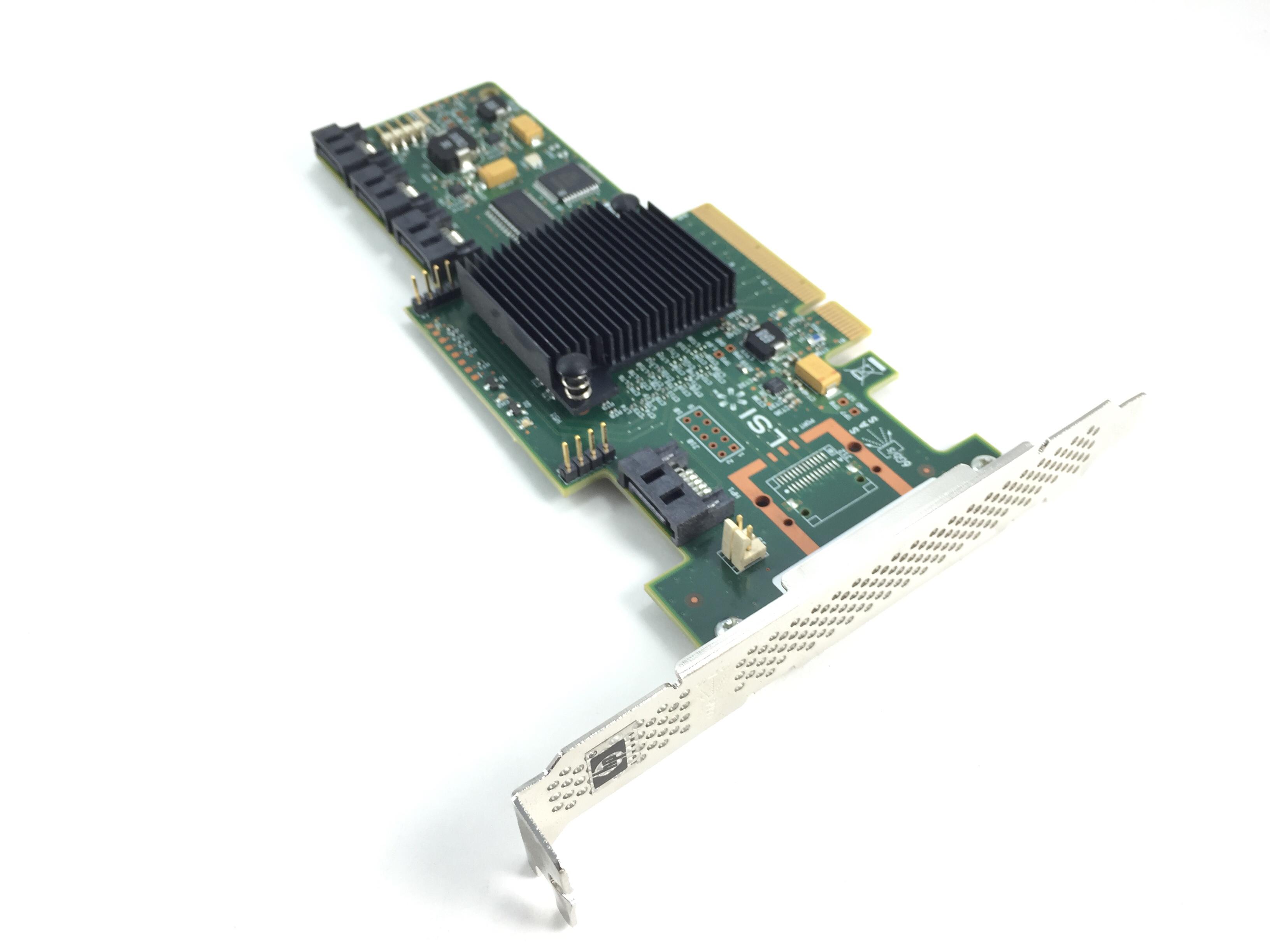 HP Lsi 9212-4I 4 Port PCI-E X8 6Gbps SAS/SATA Host Bus Adapter (689576-001)