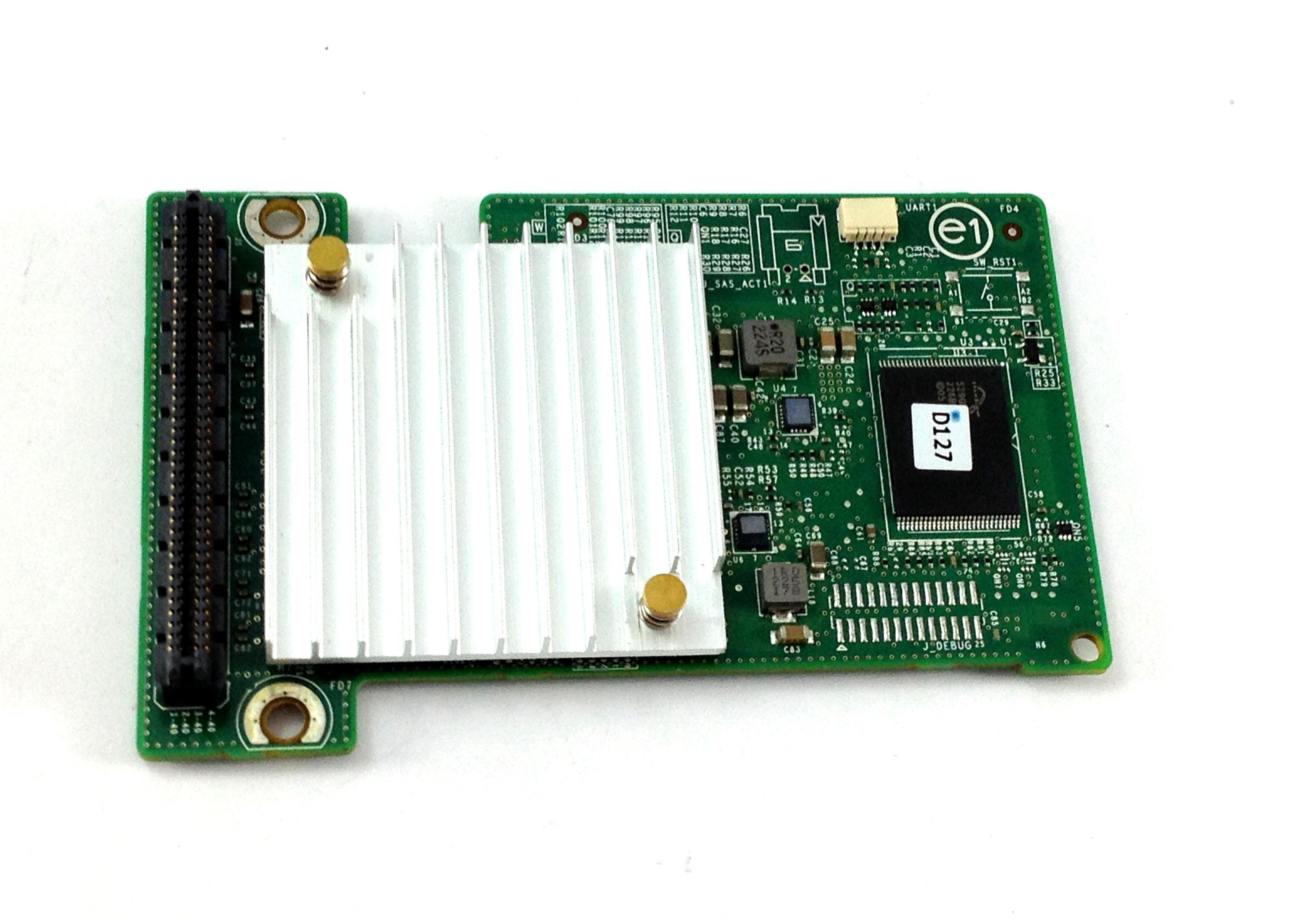 DELL PERC H310 6GBPS PCI-E MINI BLADE RAID CONTROLLER (69C8J)