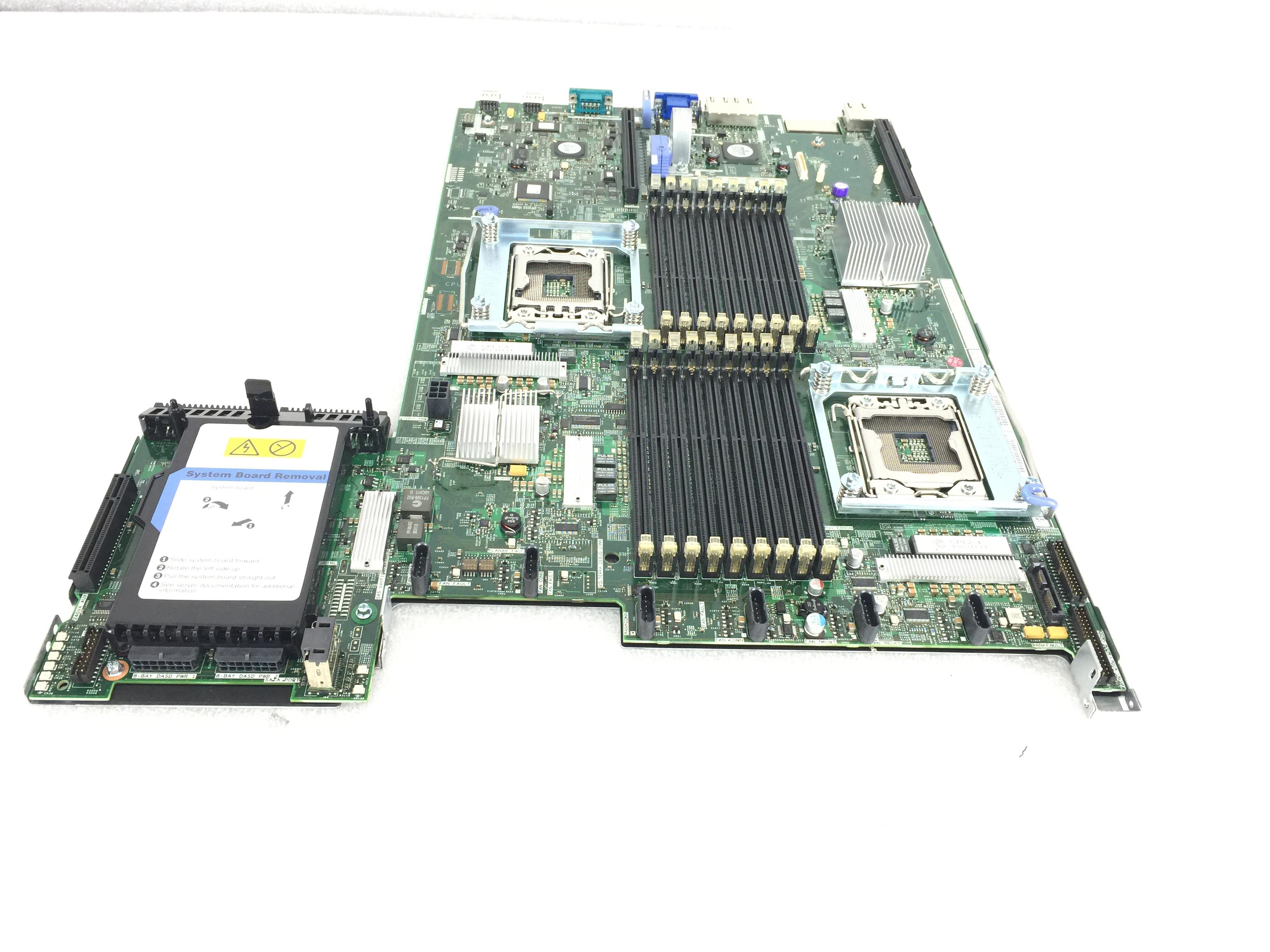 IBM X3550 X3650 M3 Dual Socket Server System Board (69Y5082)