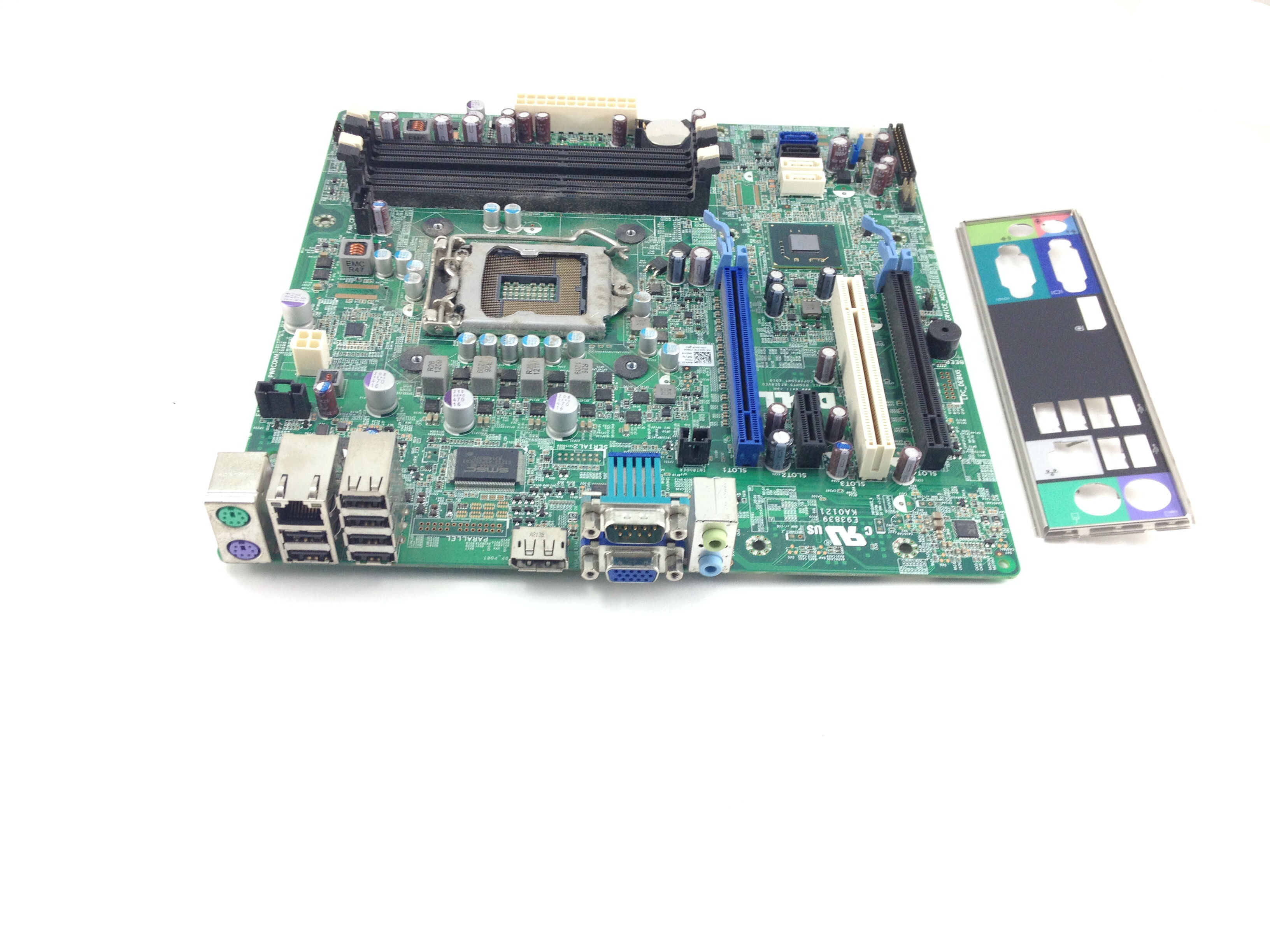 Dell Optiplex 990 Small Mini Tower LGA1155 System Board (6D7TR)